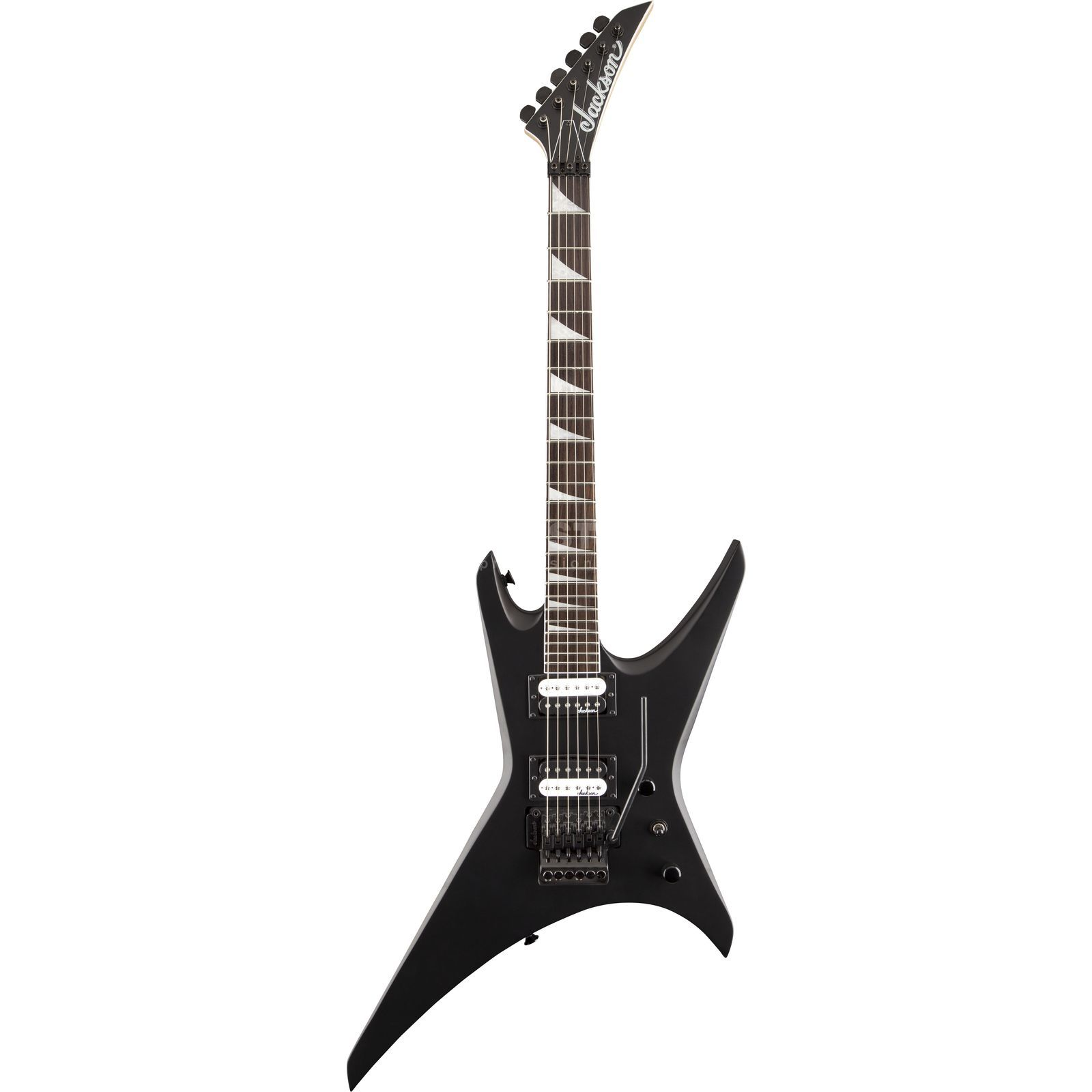 Jackson JS32 Warrior RW SB Satin Black Produktbild