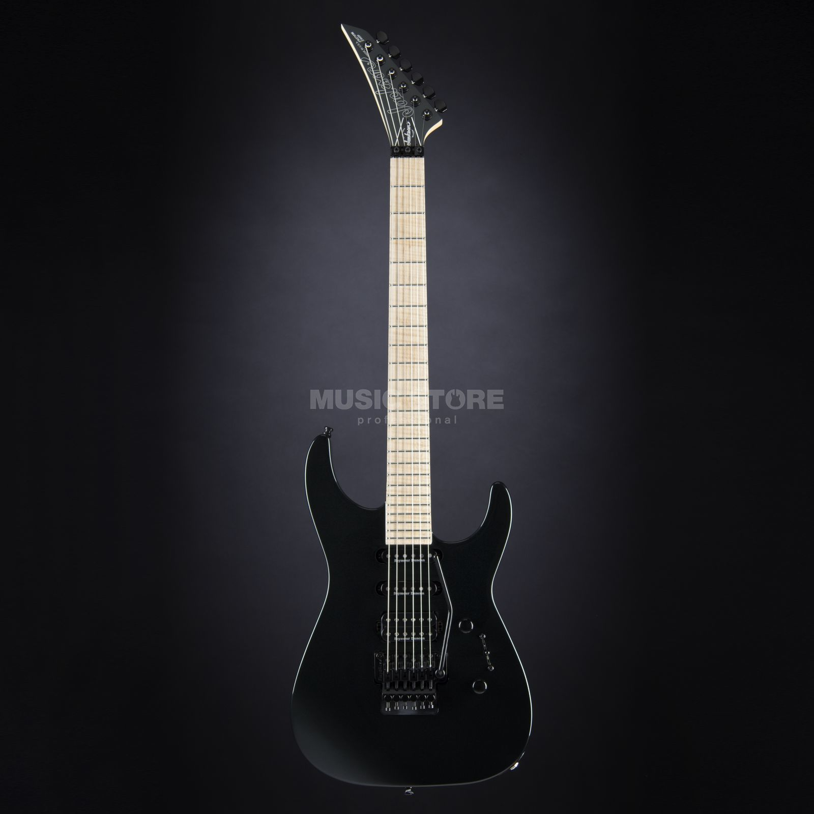 Jackson MS Custom Select SL1 Soloist HSS FR Dark Racing Green #J6842 Produktbillede