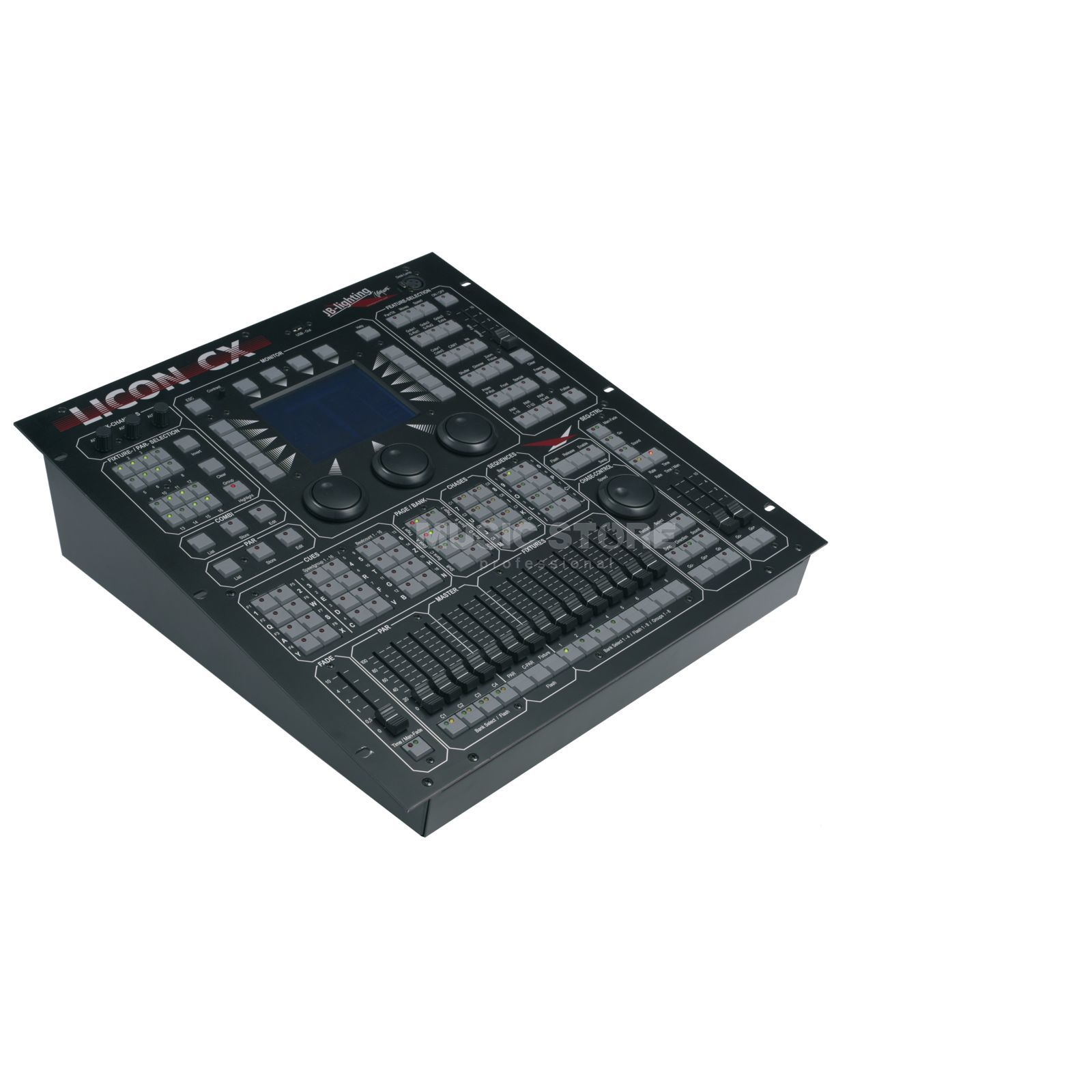 JB-Lighting Controller Licon CX 48 Par Channel Produktbillede