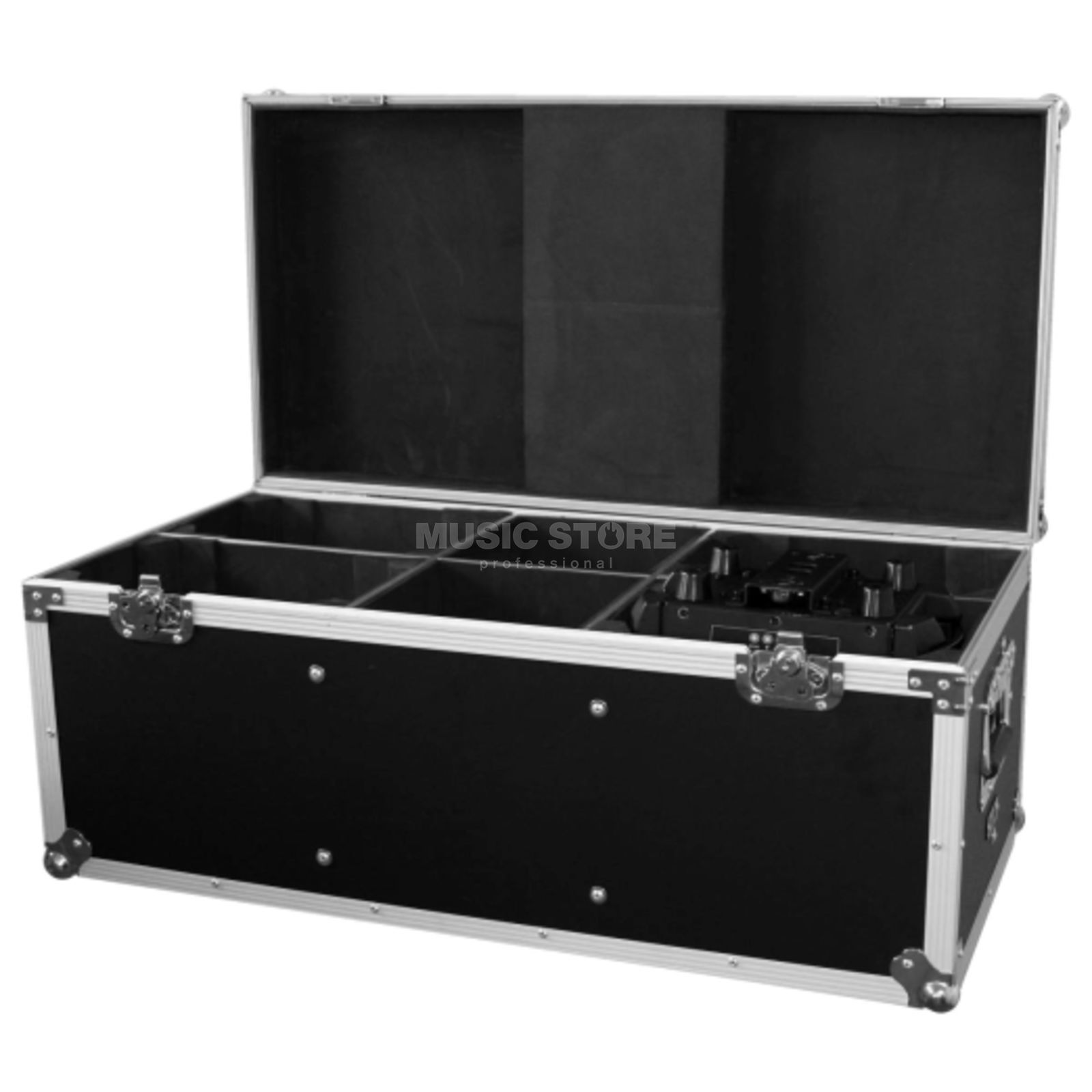 JB Systems Case for 4x BT-W36L3/BT-W07L12 Accessories Compartments 785x385x335mm Produktbillede