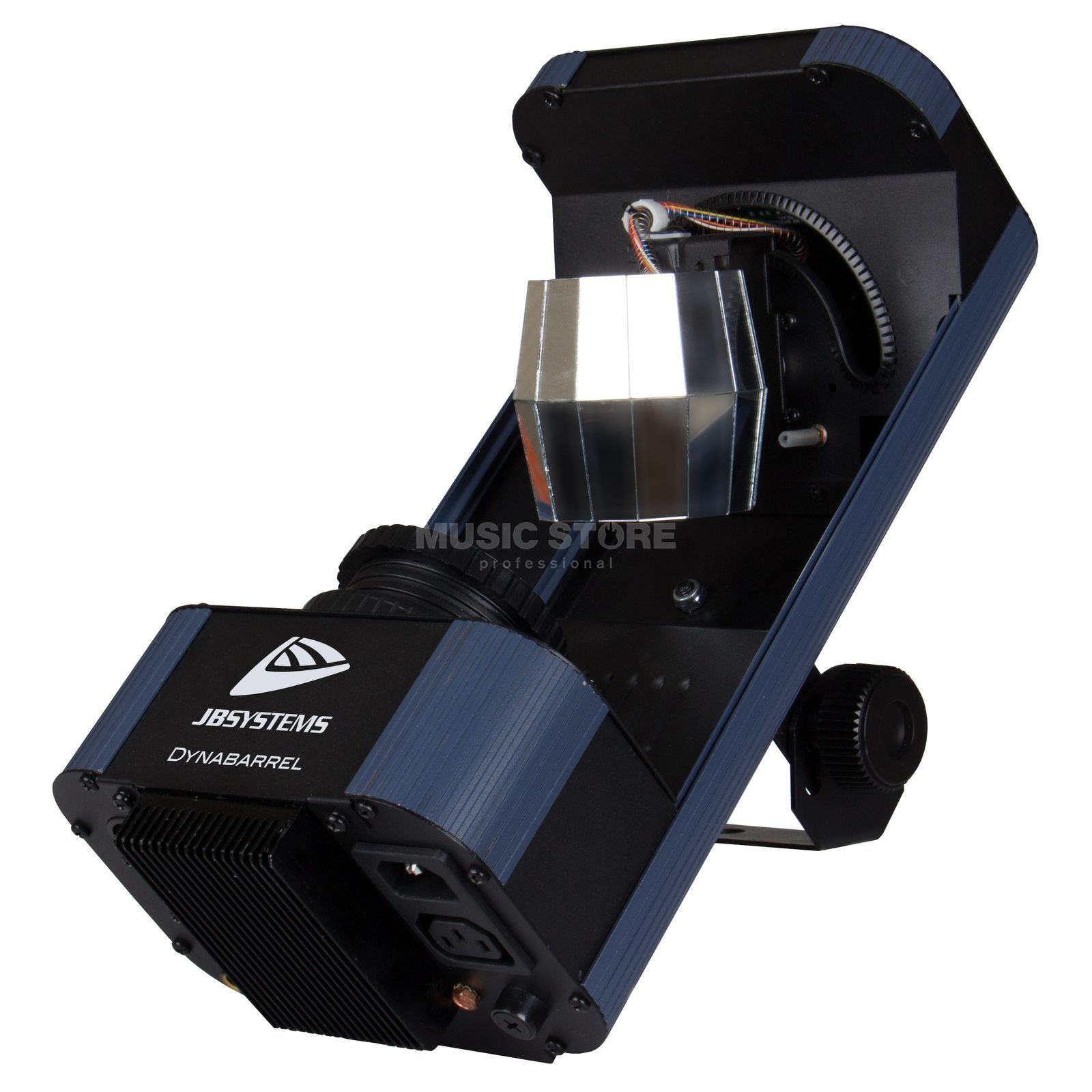 JB Systems Dynabarrel Walzenscanner 10 Watt RGBW-CREE-LED Product Image
