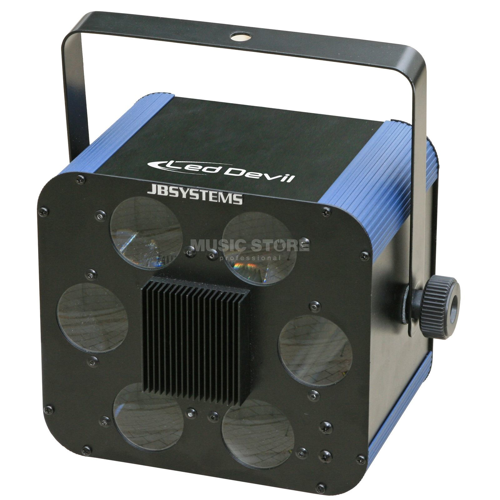 JB Systems LED Devil II with 10W High Power LED (RGBW) Produktbillede