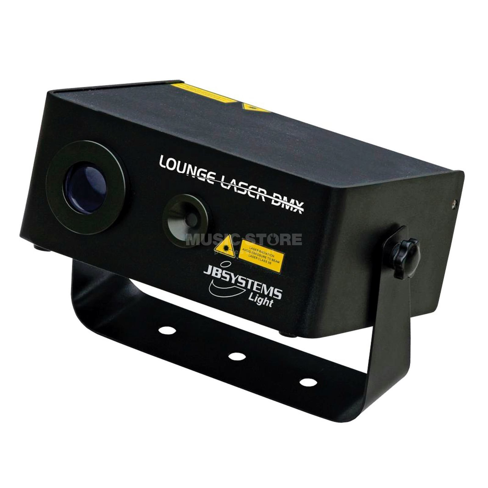 JB Systems Lounge Laser DMX with Water Wave LED Effekt Produktbillede