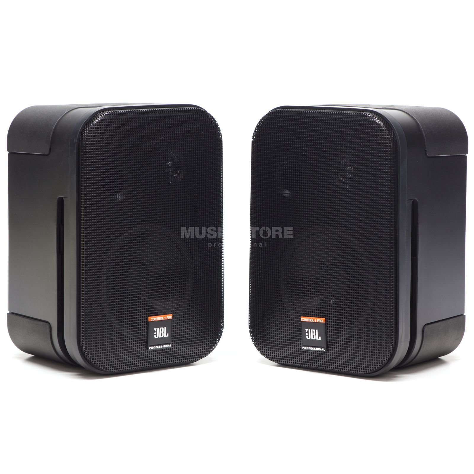 JBL Control 1 Pro Pair Installation Speakers, Black Product Image