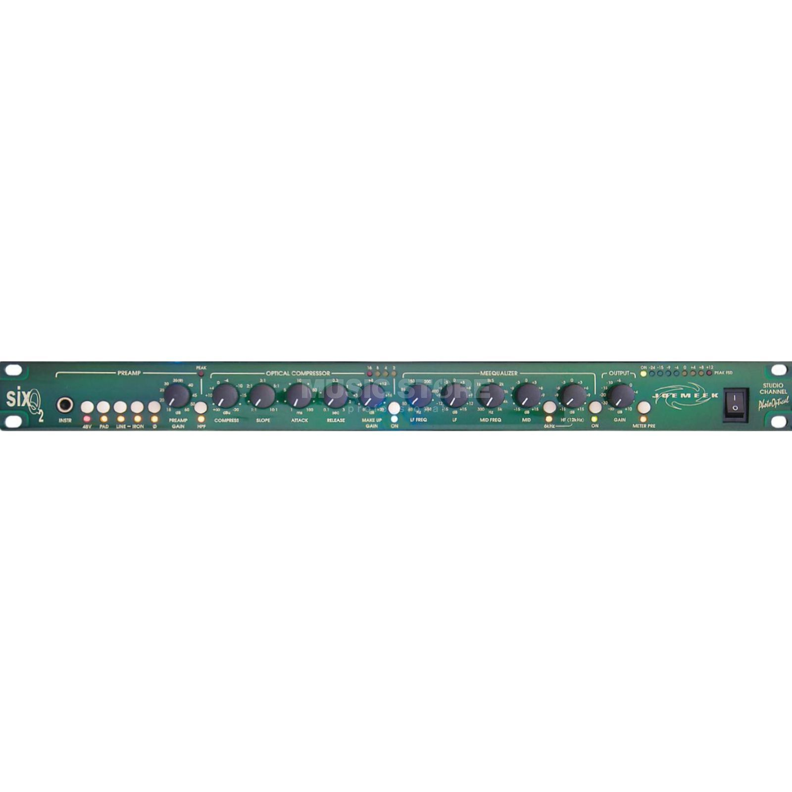 Joemeek sixQ2 Channel Strip opt/Coax - out Produktbillede