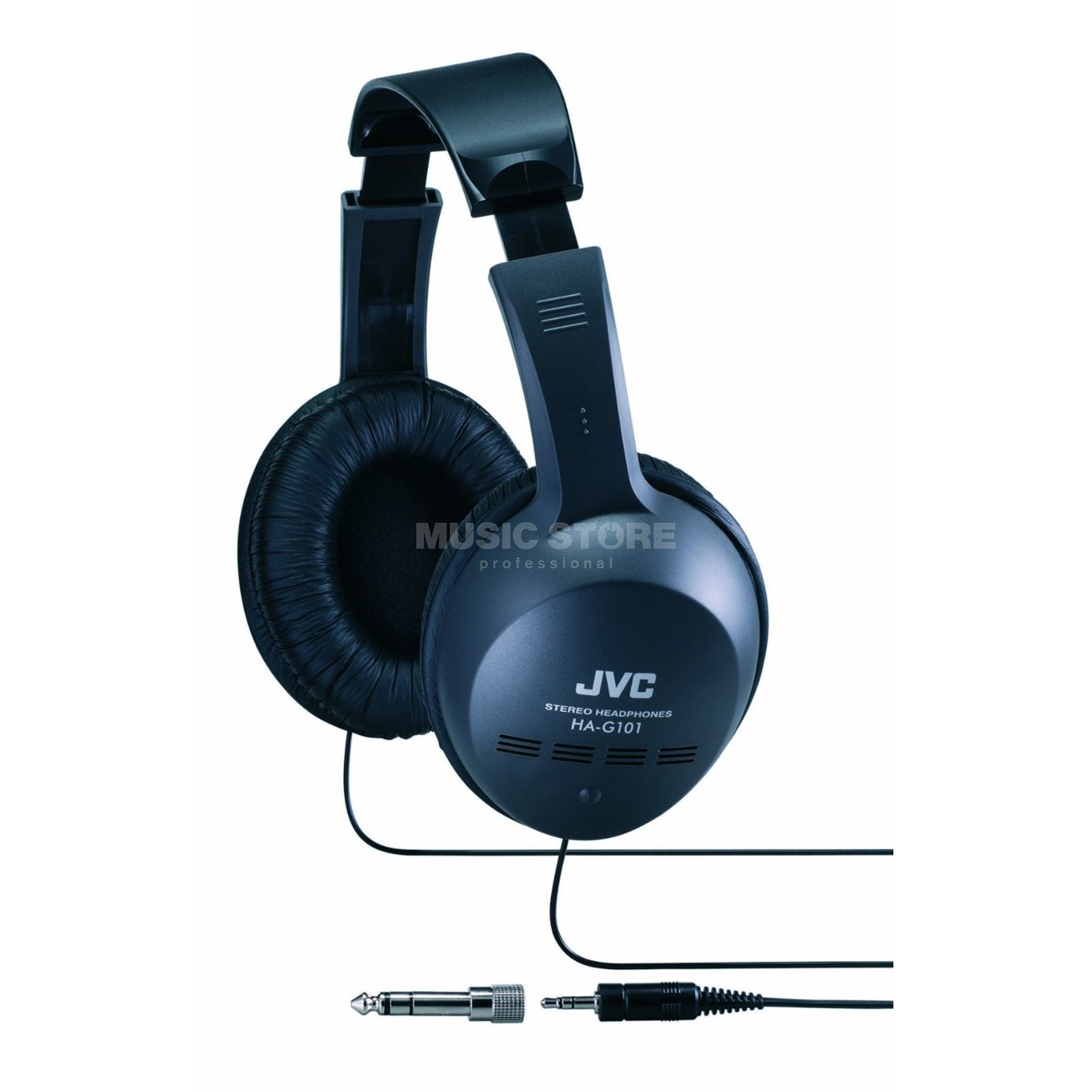 JVC HA G 101 Studio Headphones Closed Back Produktbillede