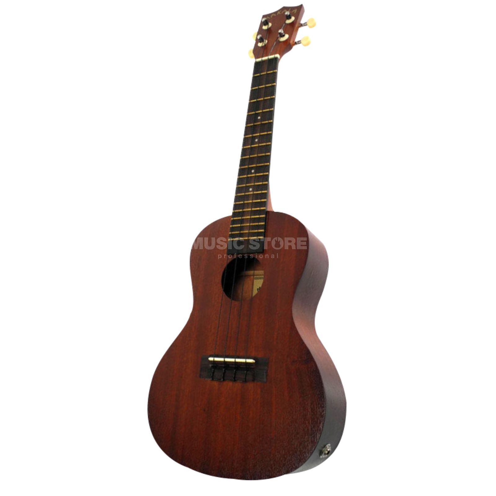 kala makala concert ukulele w eq incl bag. Black Bedroom Furniture Sets. Home Design Ideas