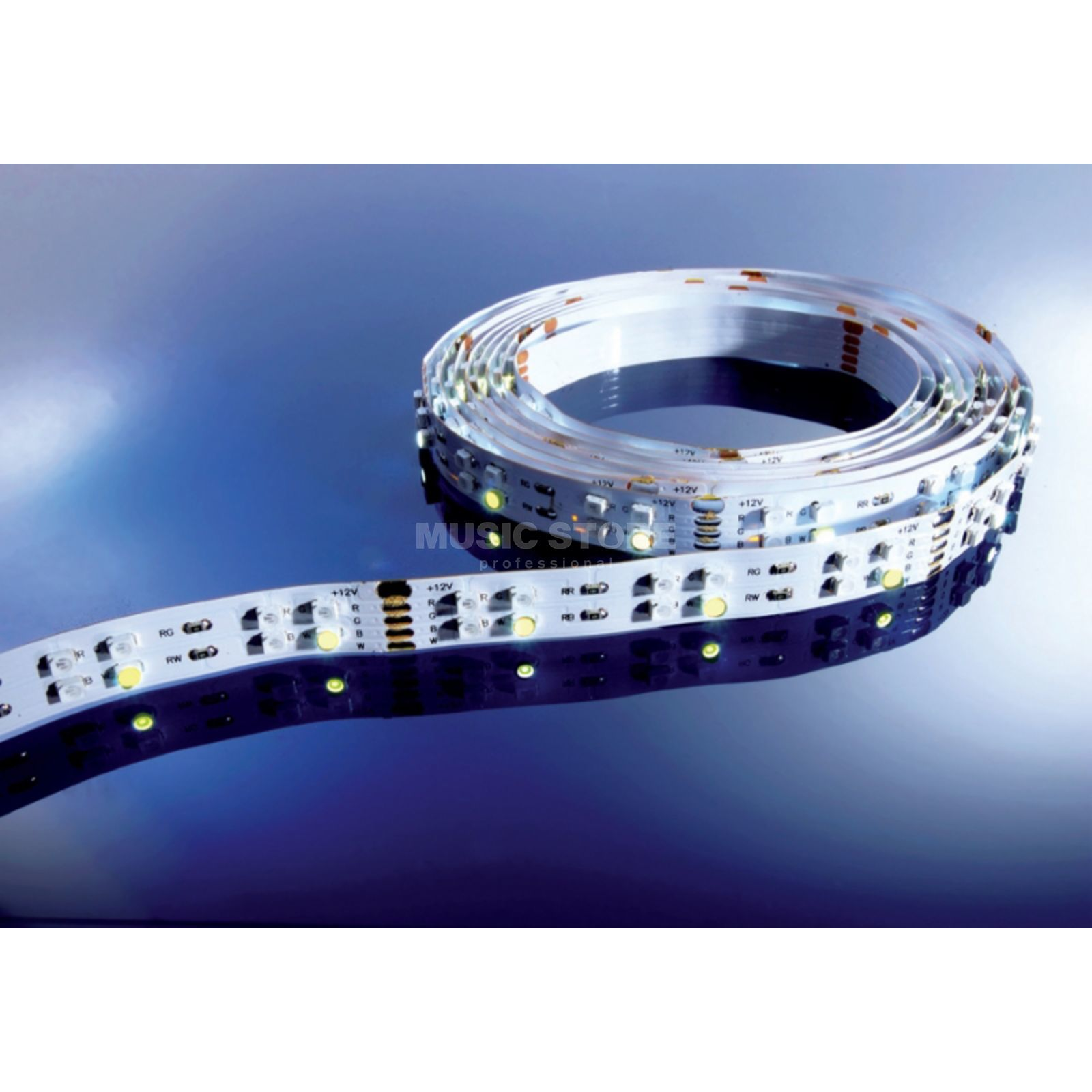 KAPEGO LED Stripe RGB + WW  5m 12V, IP20, 720 LEDs Product Image
