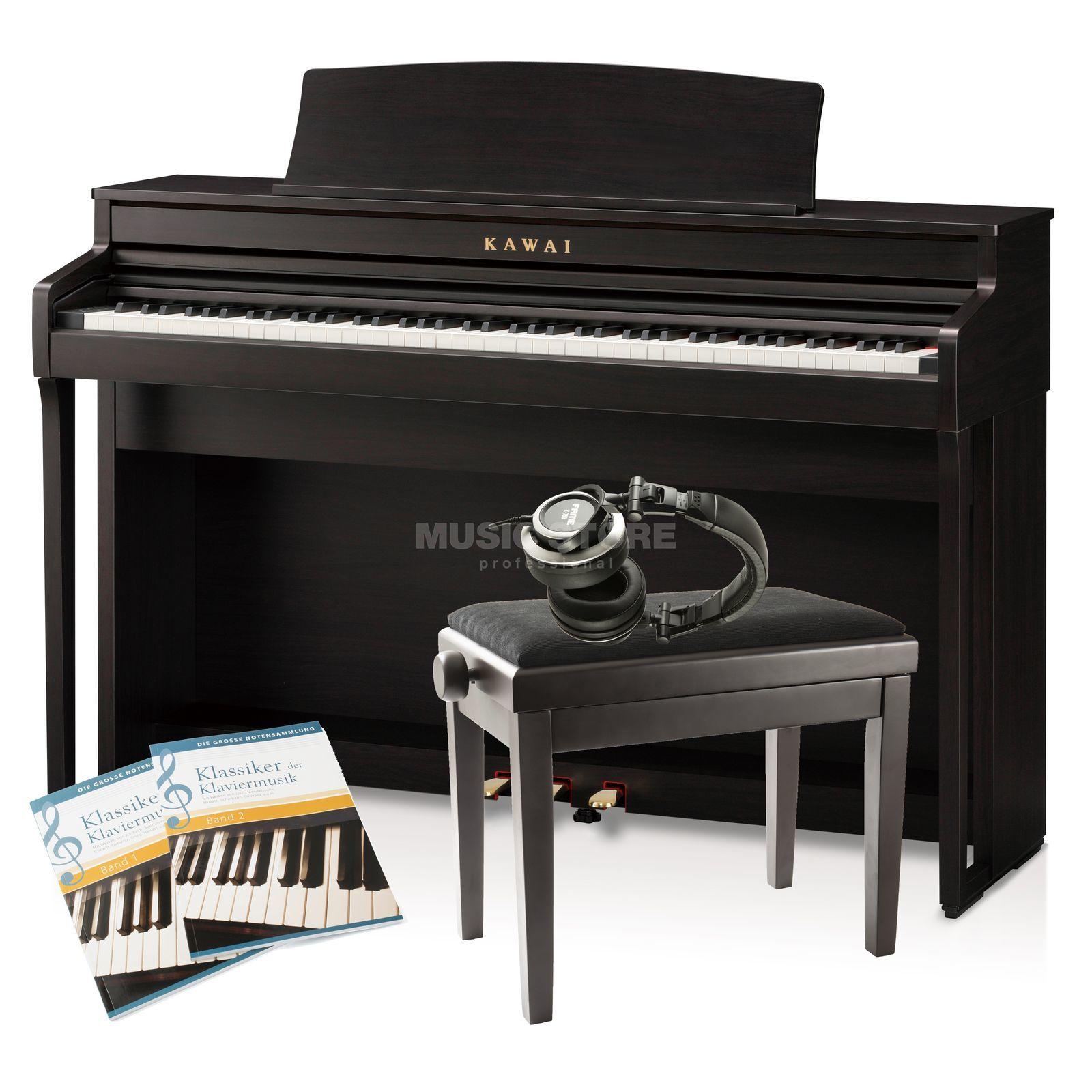 kawai ca 78 r complete set music store professional. Black Bedroom Furniture Sets. Home Design Ideas