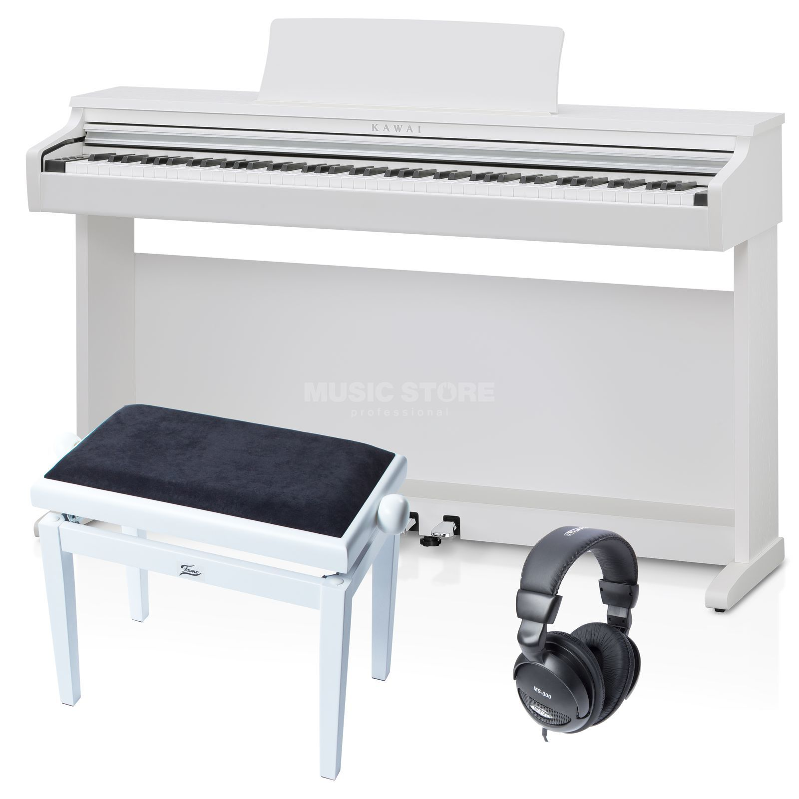 Kawai CN17 W COMPLETE - Set Productafbeelding
