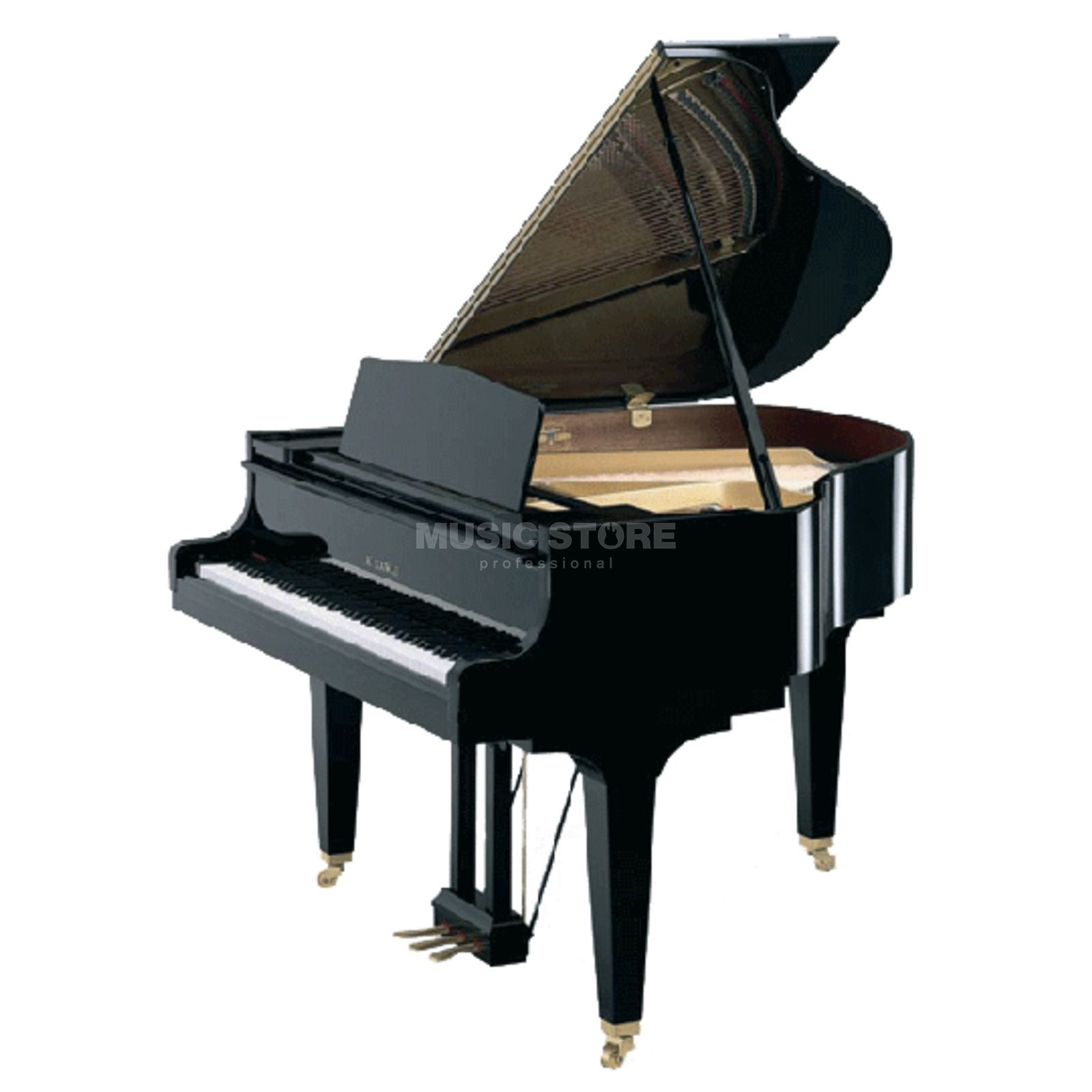 Kawai GM-10 Grand 150cm Black polished Produktbillede