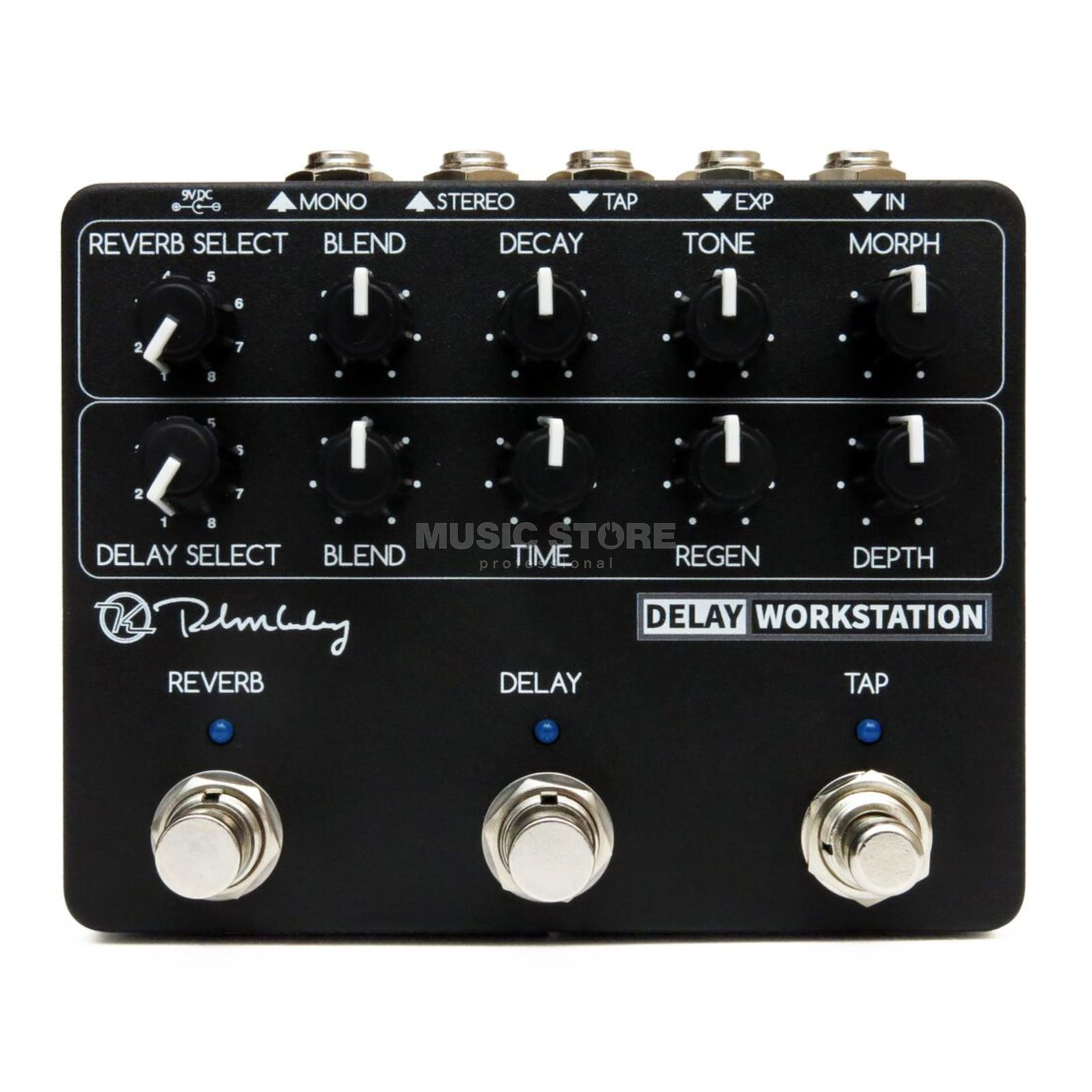 Keeley Delay Workstation Product Image