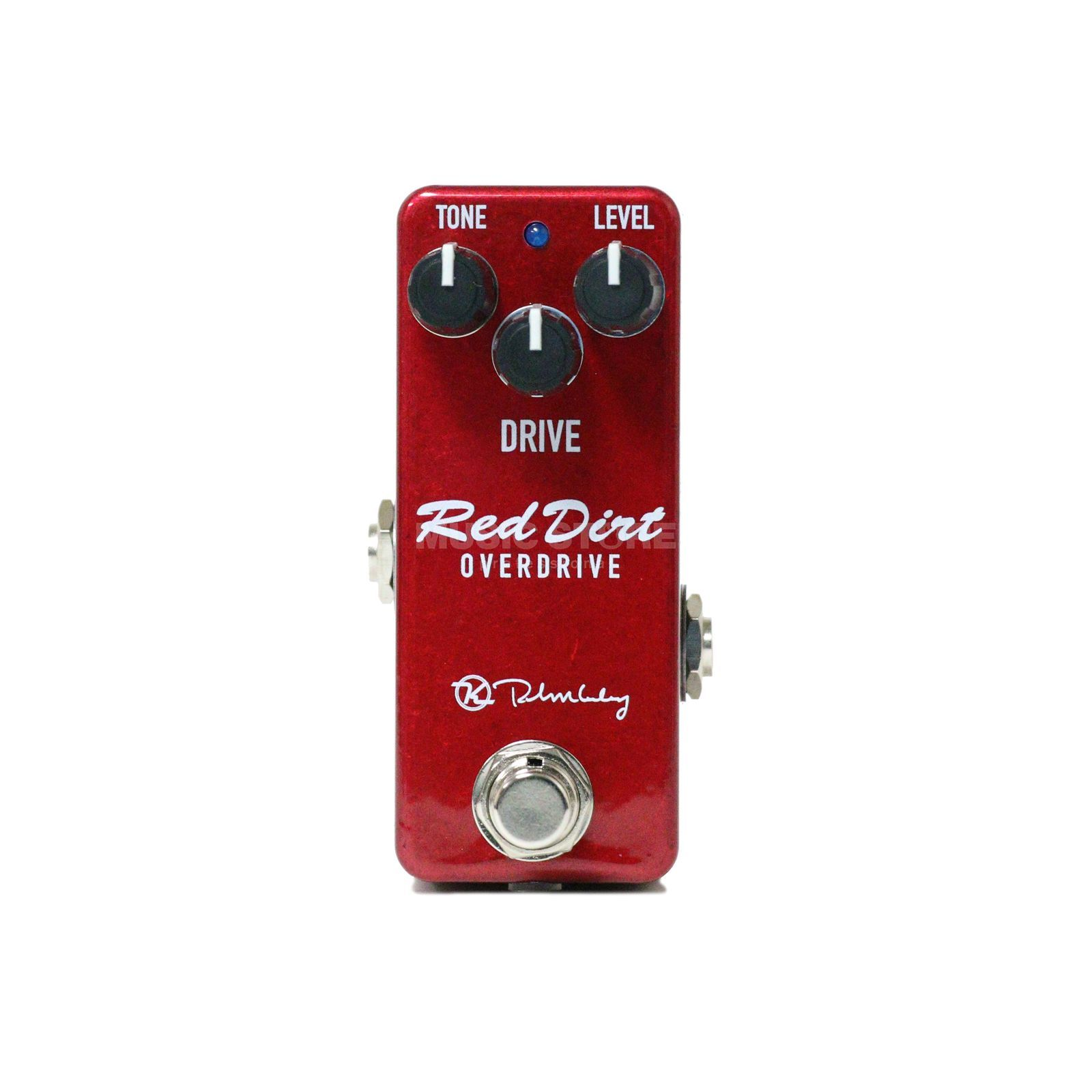 Keeley Electronics Red Dirt Mini Overdrive Produktbillede