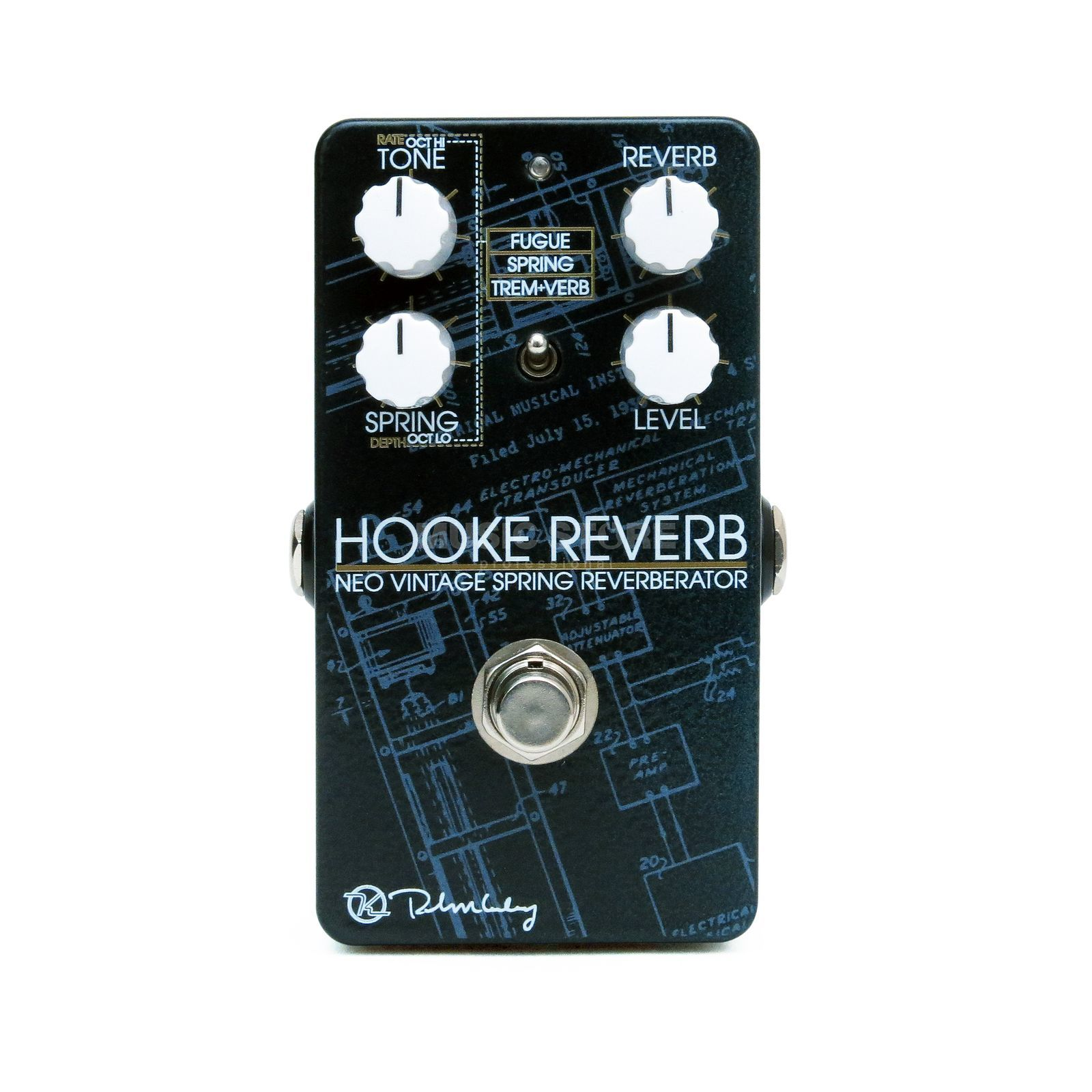 Keeley Hooke Reverb Product Image