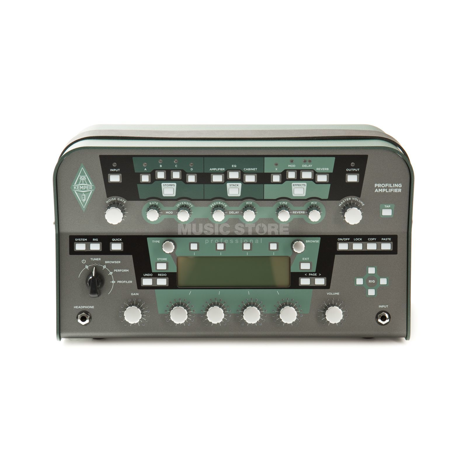 Kemper Profiler Head Black Produktbild