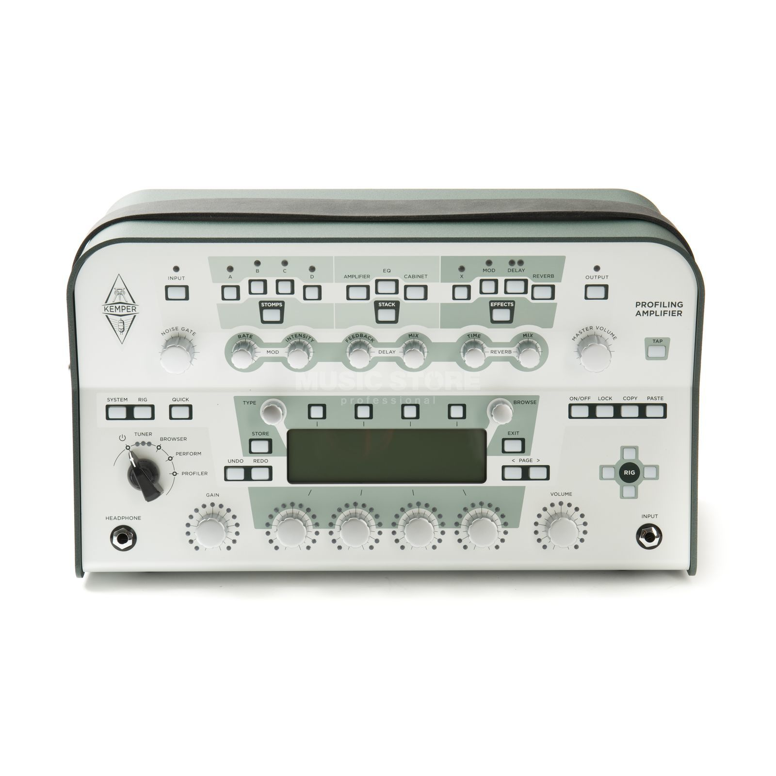 Kemper Profiler Head White Produktbild