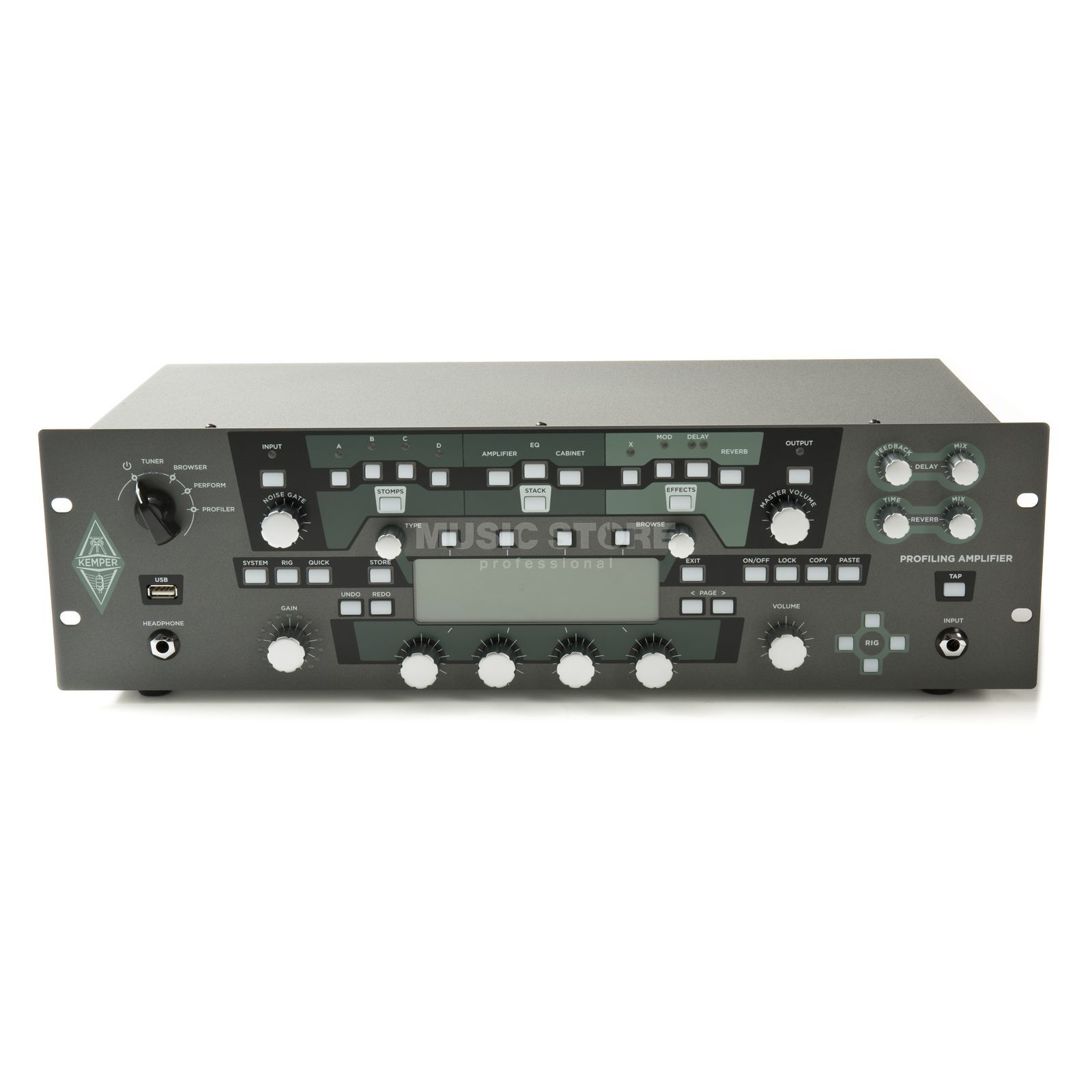 Kemper Profiler PowerRack Produktbild