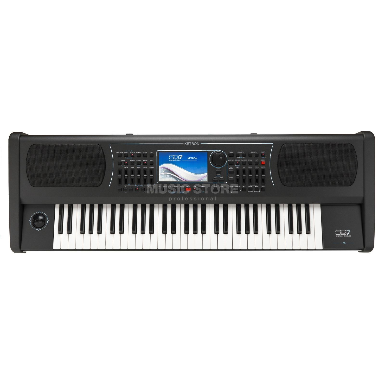 Ketron Ketron SD-7 Entertainer Keyboard Produktbillede