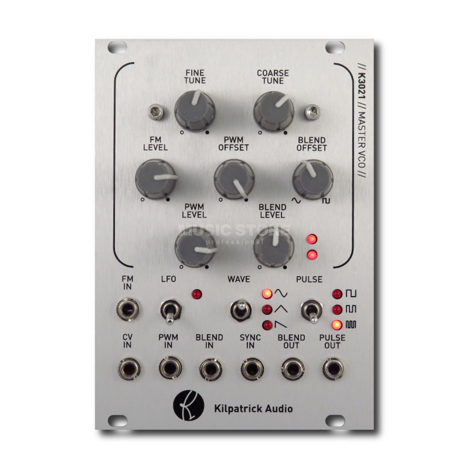 Kilpatrick Audio K3021 MASTER VCO - BLACK WEEK SPECIAL Product Image