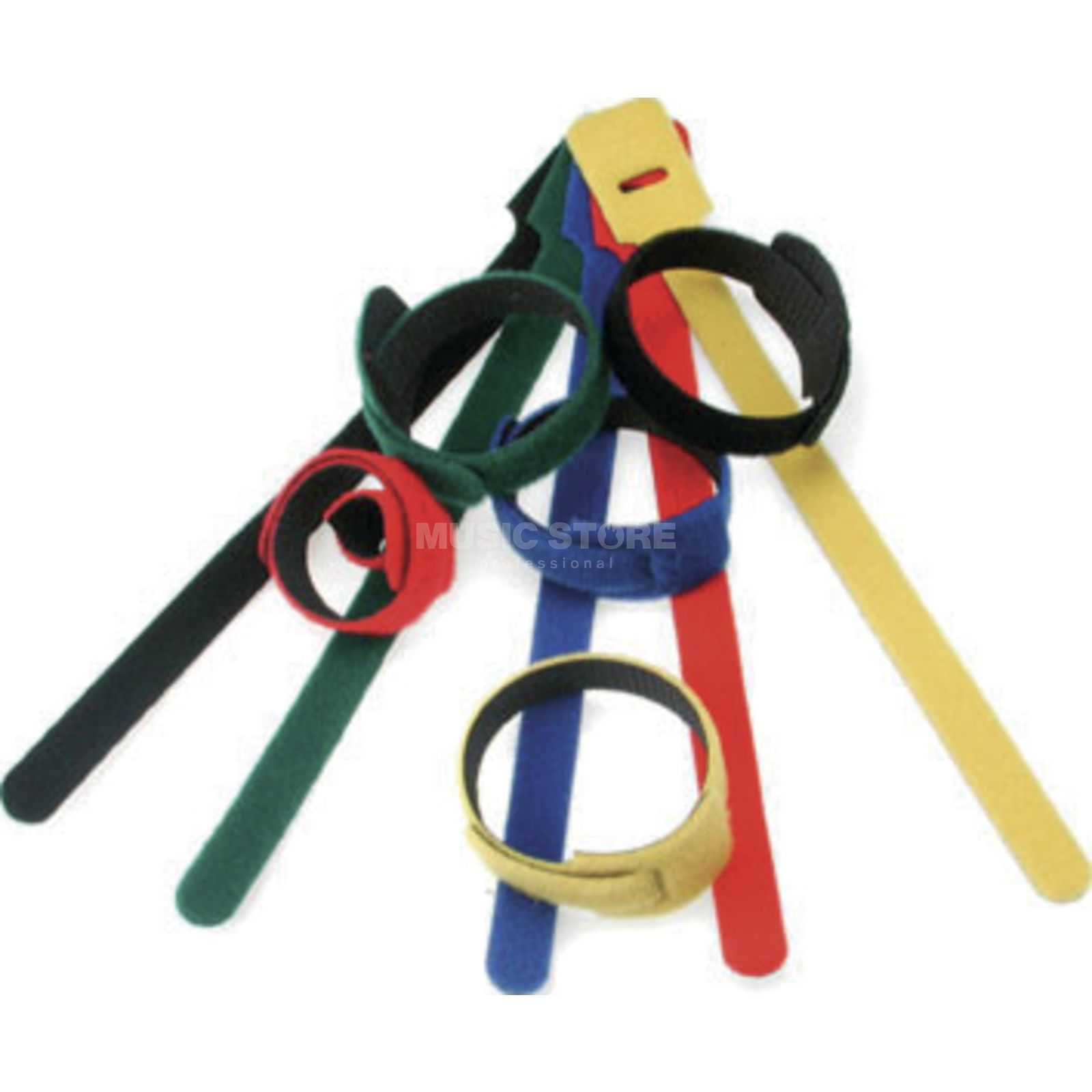 Klotz Cable Tie, Pack Of 5 Multi Coloured, 225mm Produktbillede