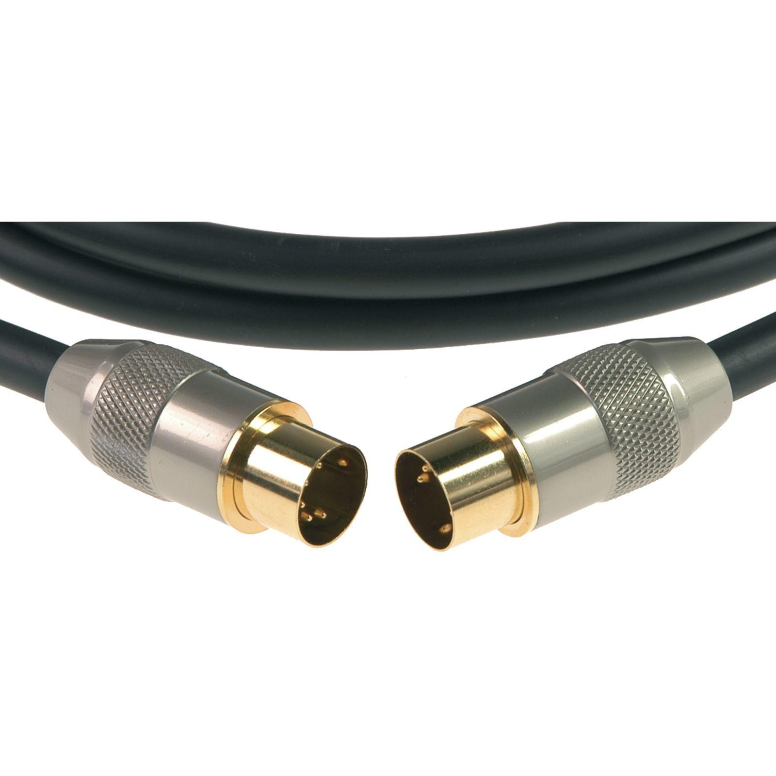 Midi Cable 1,8m MIDM-018