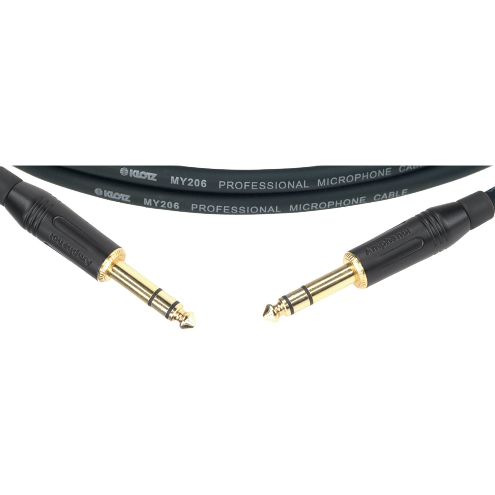 Klotz Patch Cable, 5m, symmetrical B3PP1-0500 Produktbillede