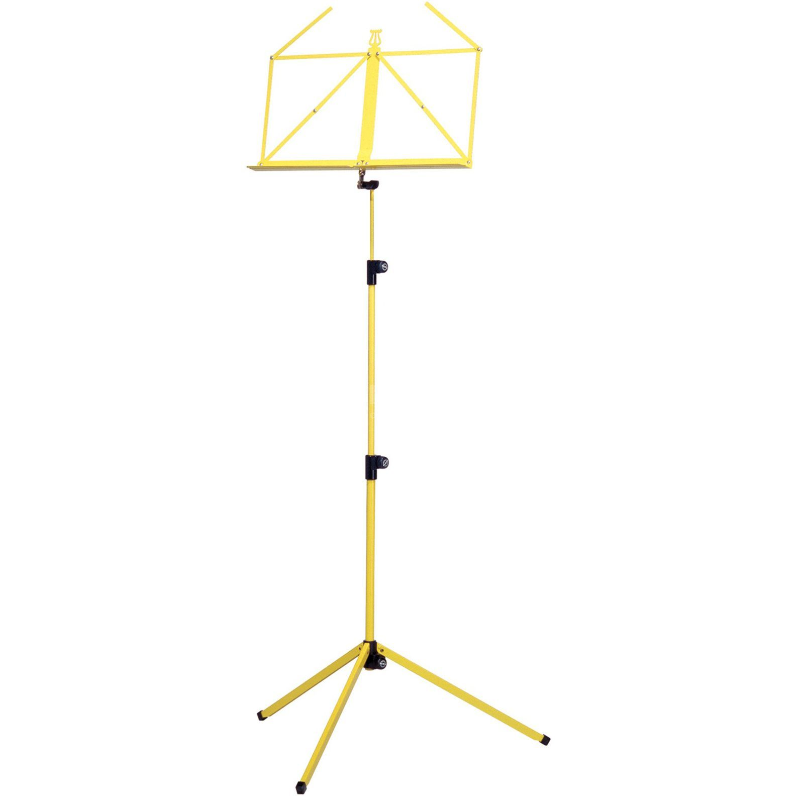 König & Meyer 100/1 Music Stand yellow  Produktbillede