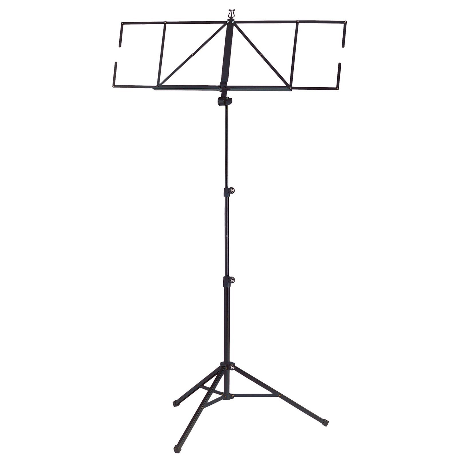 König & Meyer 10062 Music stand »Robby Plus« - black Produktbillede