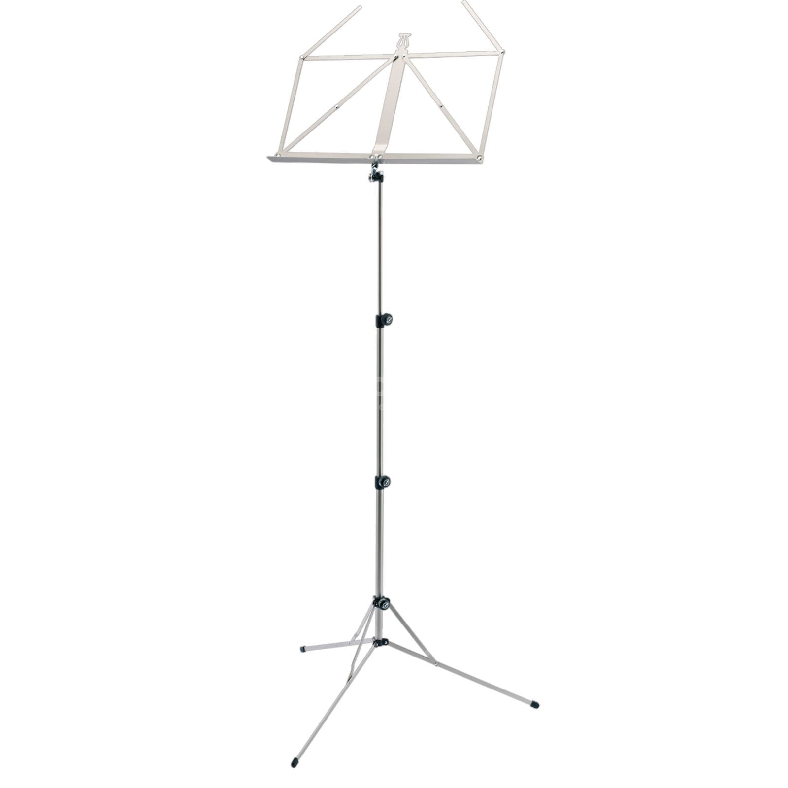 König & Meyer 101 Music Stand nickel-colored  <Baseline> Produktbillede