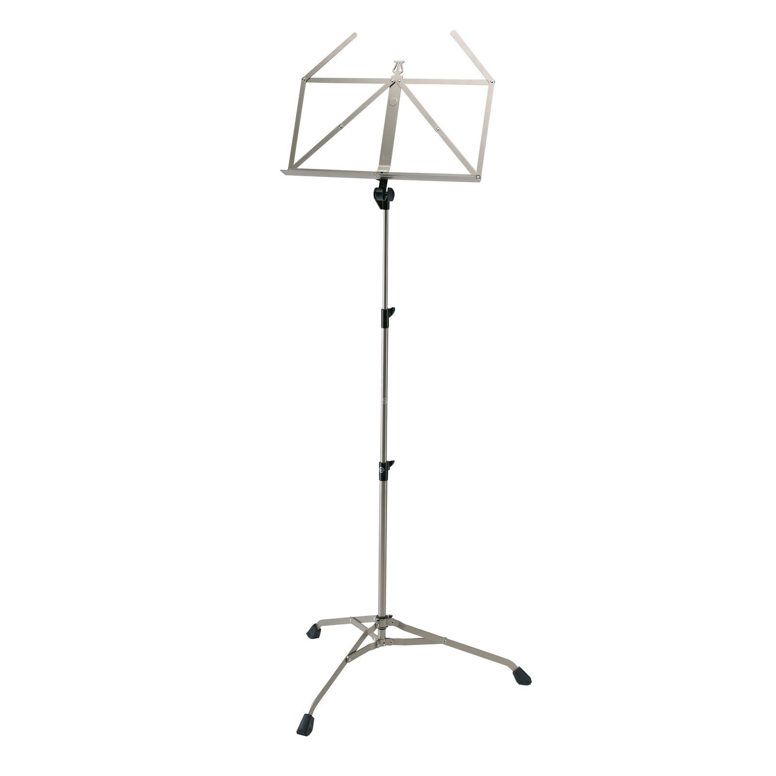 König & Meyer 107 Music Stand nickel-colored <Starline> Product Image