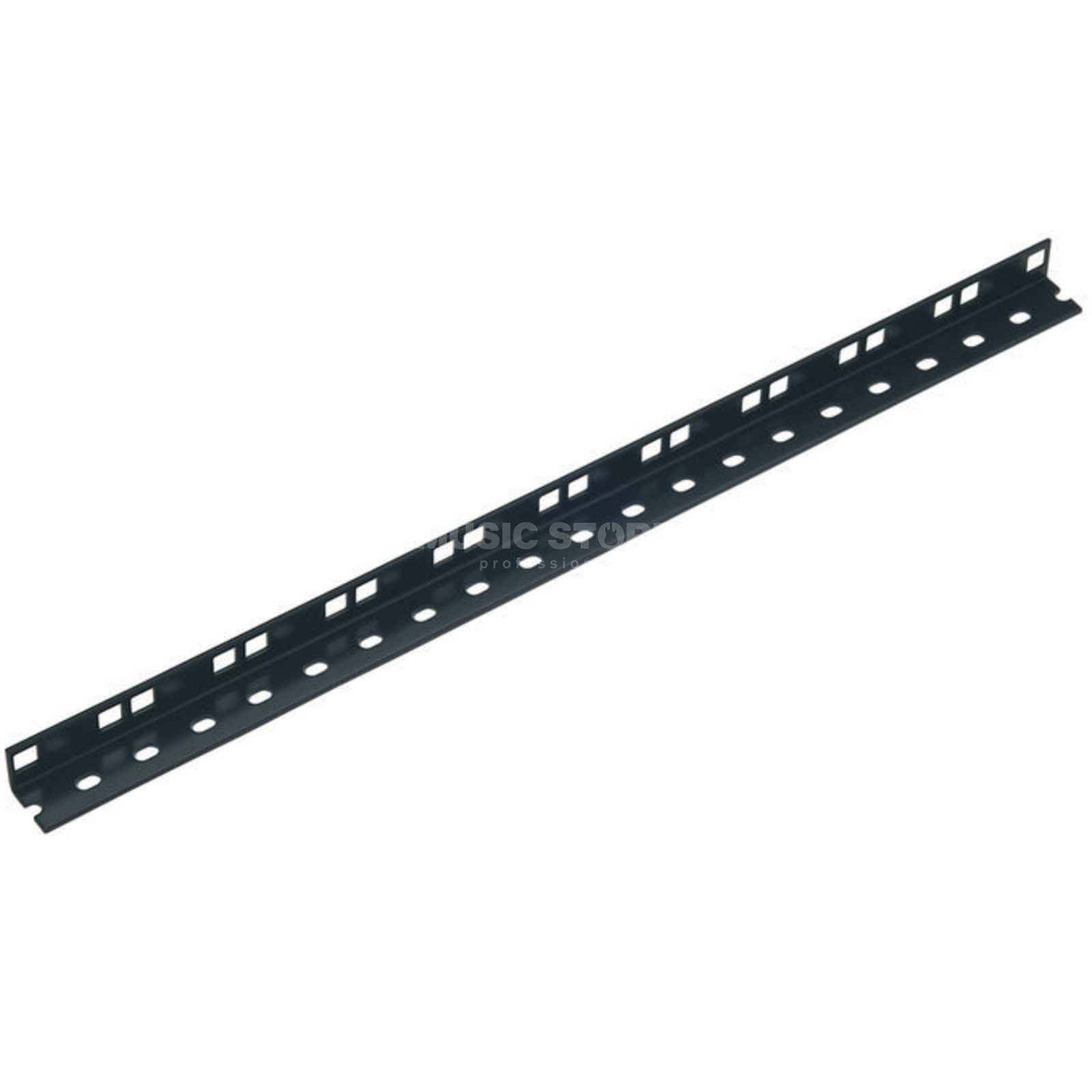 König & Meyer 10u Rack Rails 10U, Steel, black Produktbillede