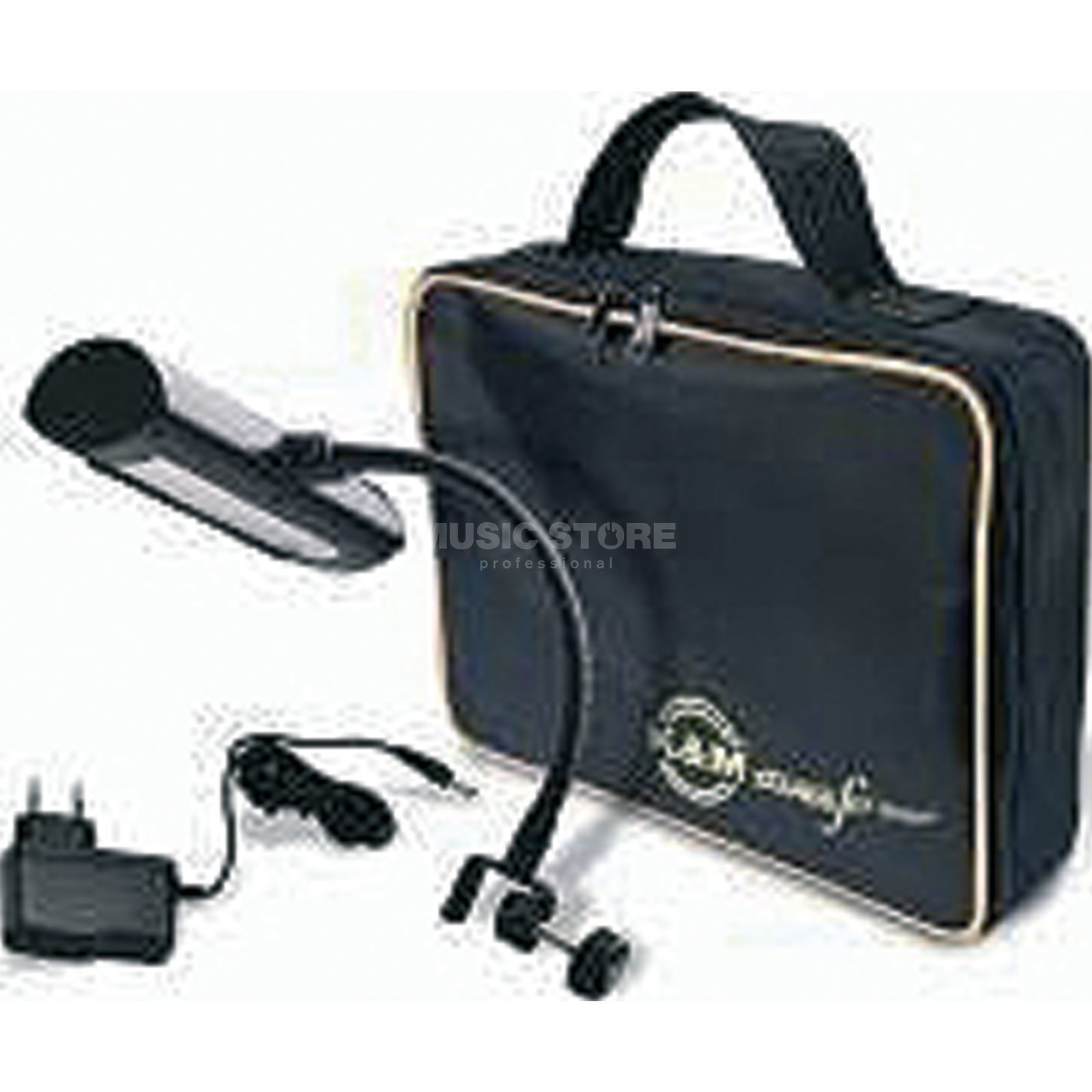König & Meyer 12286 Music Stand Light Set Includes Power Supply & Bag Produktbillede