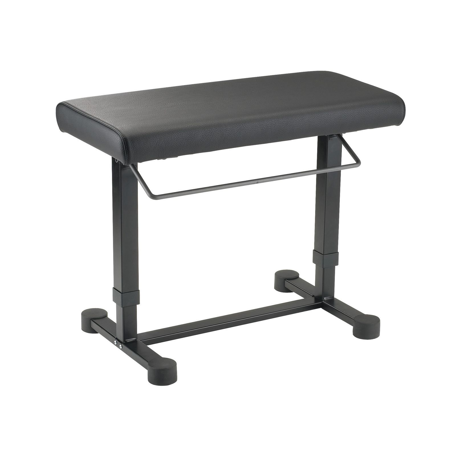 König & Meyer 14080 Piano Bench Uplift Synthetic leather, black Produktbillede