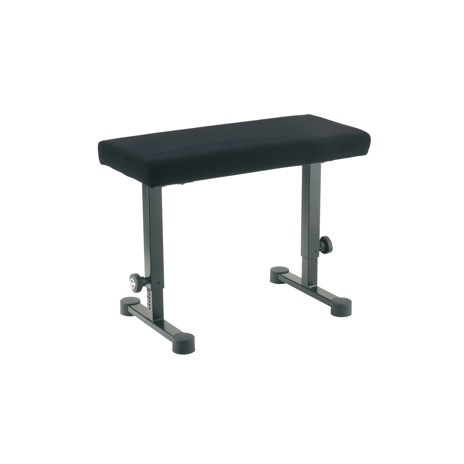 König & Meyer 14086 Piano Bench black fabric Produktbillede