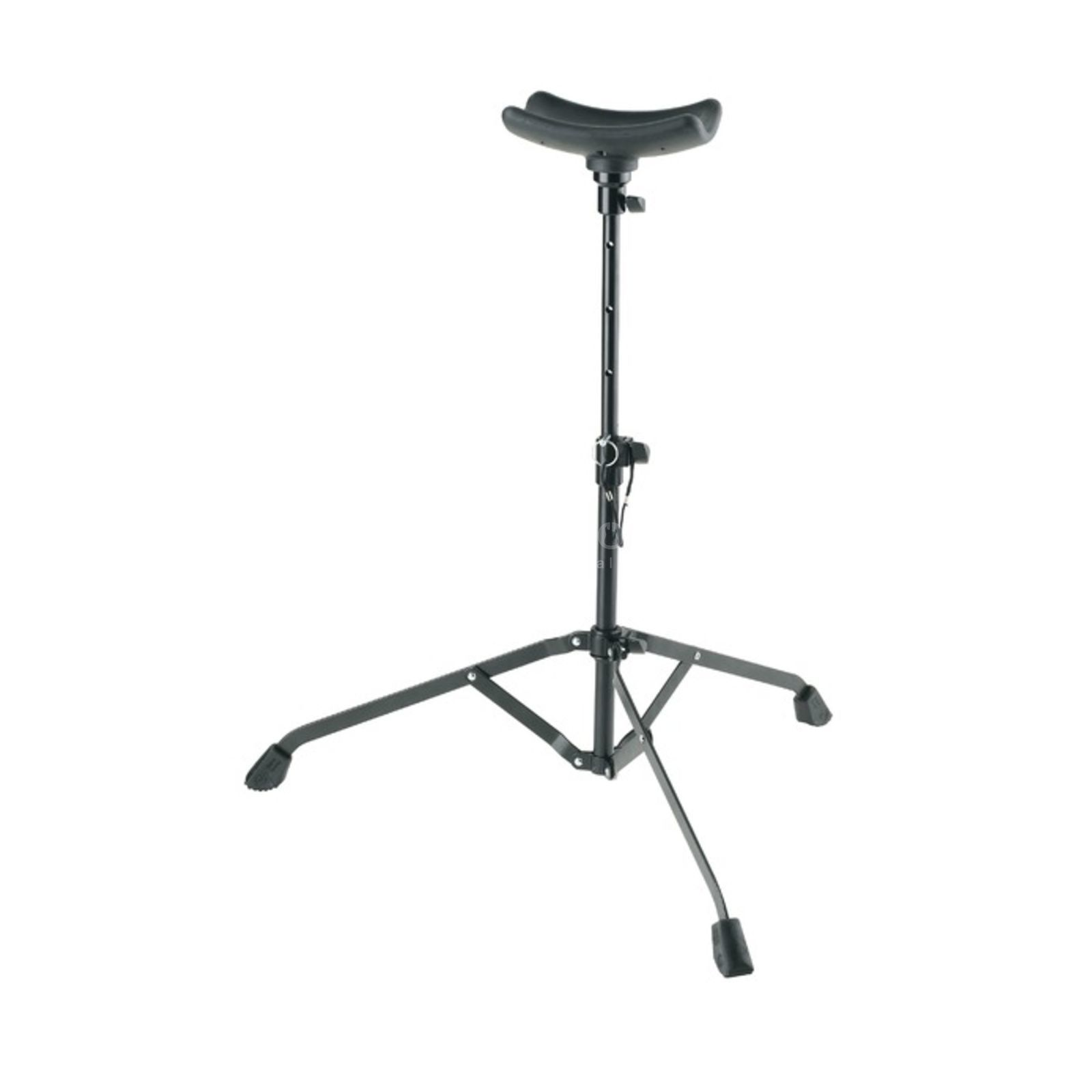 König & Meyer 14950 Tuba Playing Stand - Black Product Image