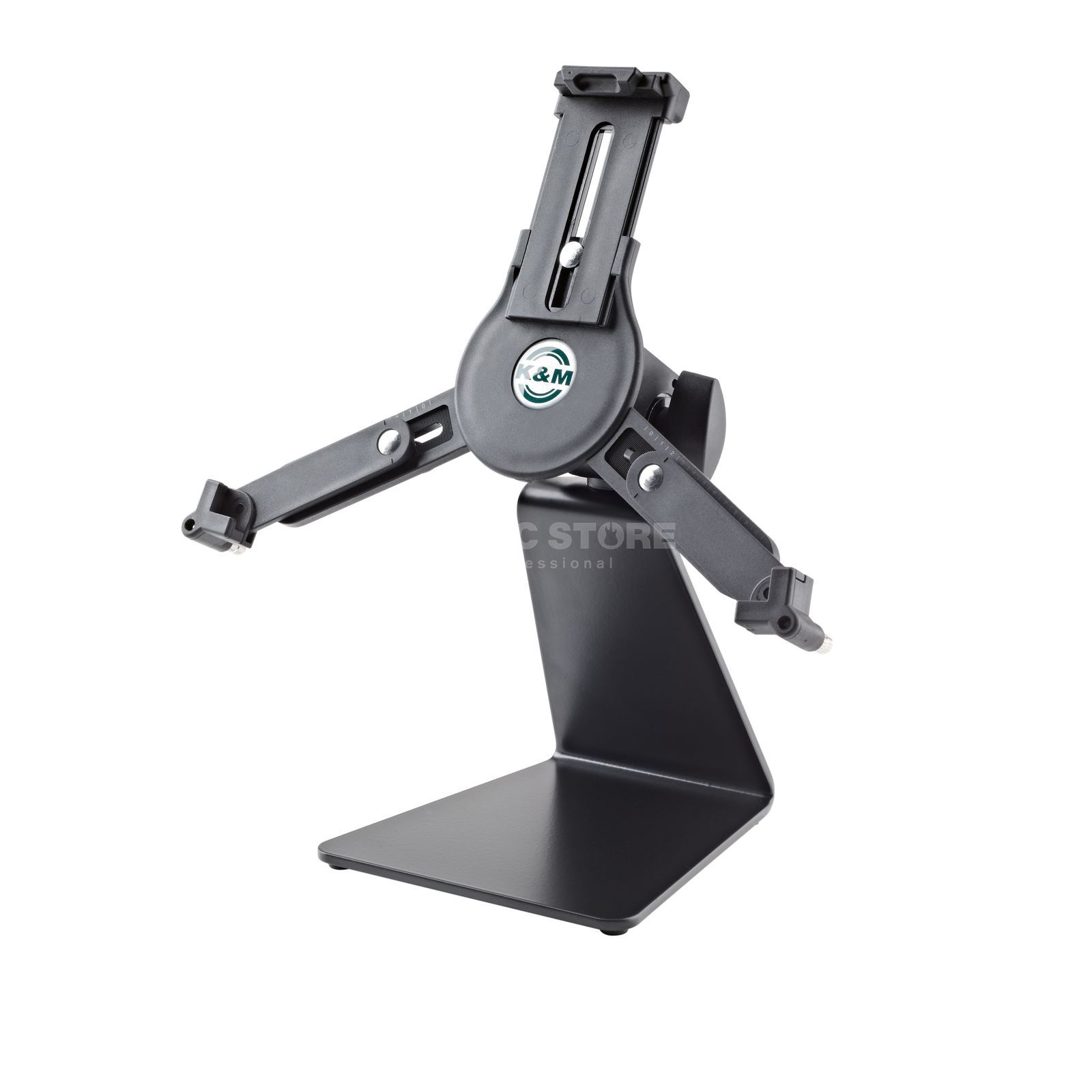 König & Meyer 19792 Tablet PC Table Stand Black Produktbillede