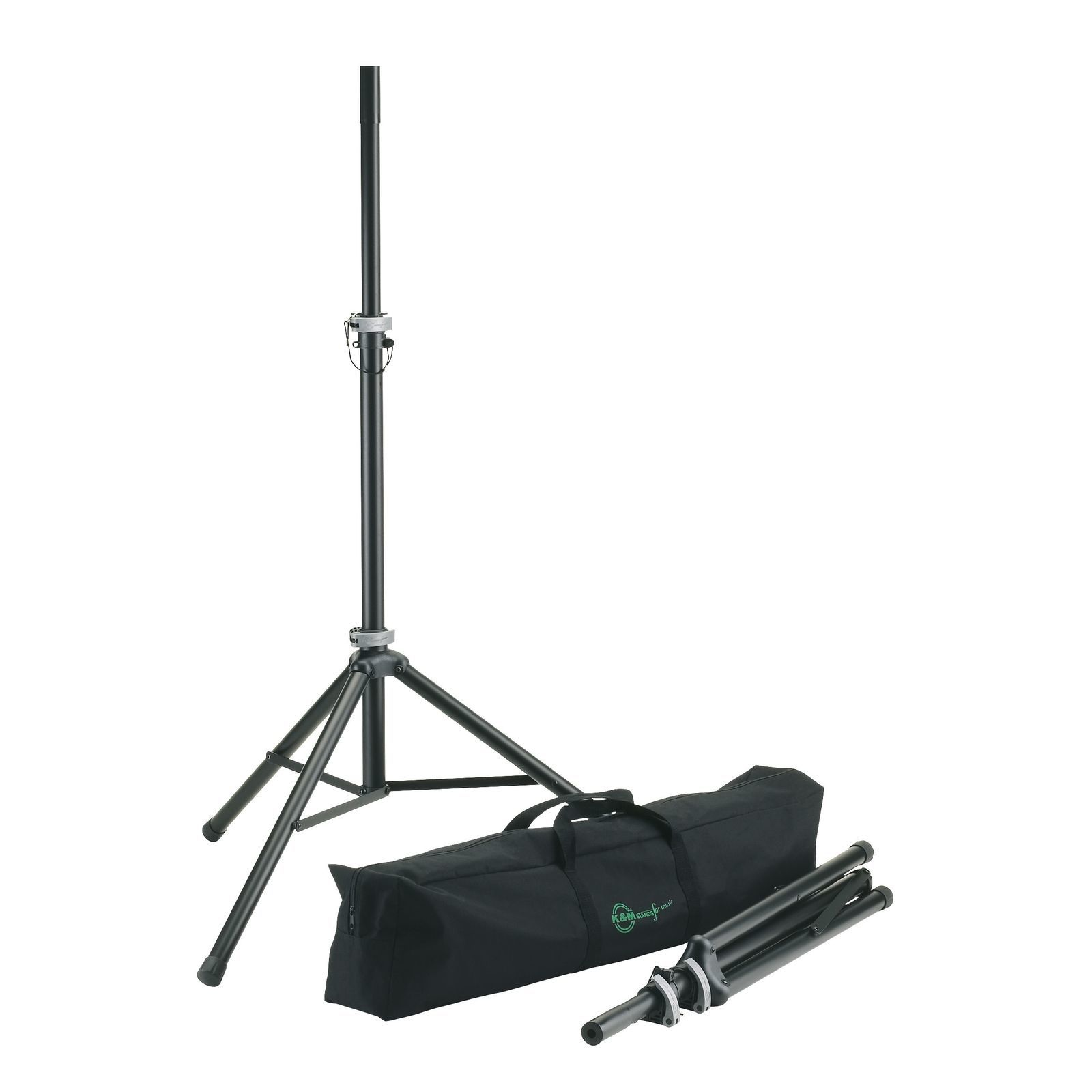 König & Meyer 21459 Speaker Stands Package 2 stands + bag Produktbillede