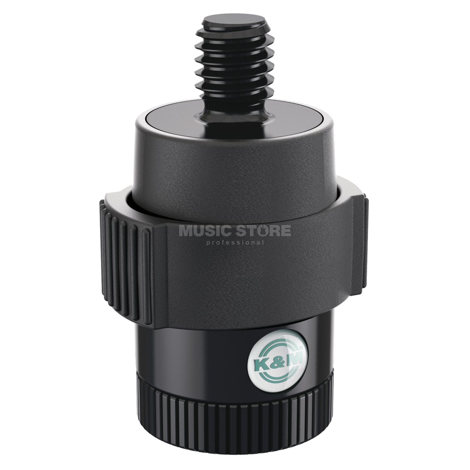 König & Meyer 23910 Quick-Release Adapter for Microphones black Produktbillede