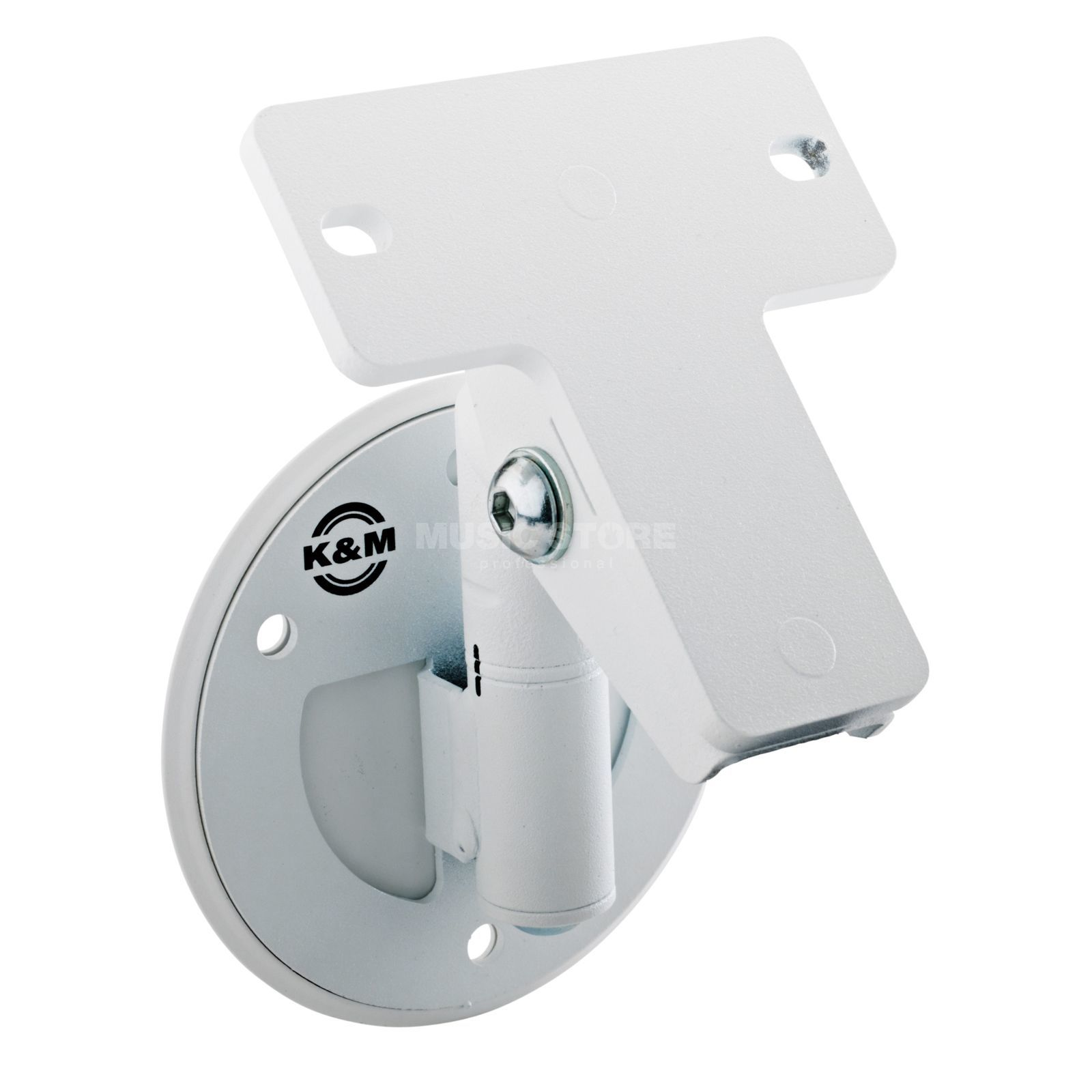 König & Meyer 24161 Speaker Wall Mount White Produktbillede