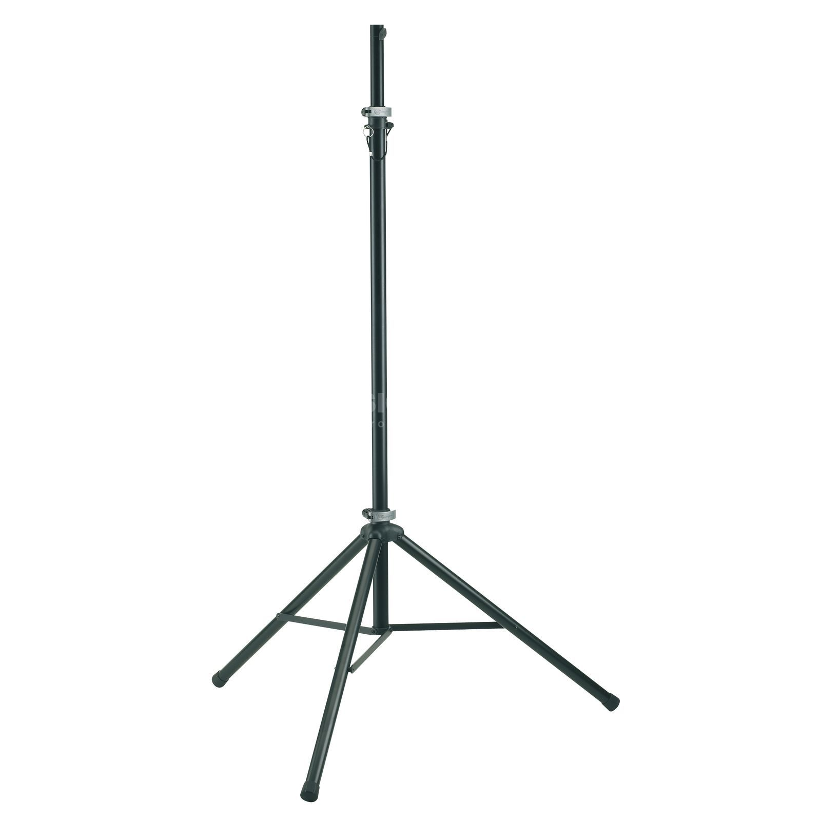 König & Meyer 24625 Light Stand -  Alu Black anodized H1800/3220mm Produktbillede