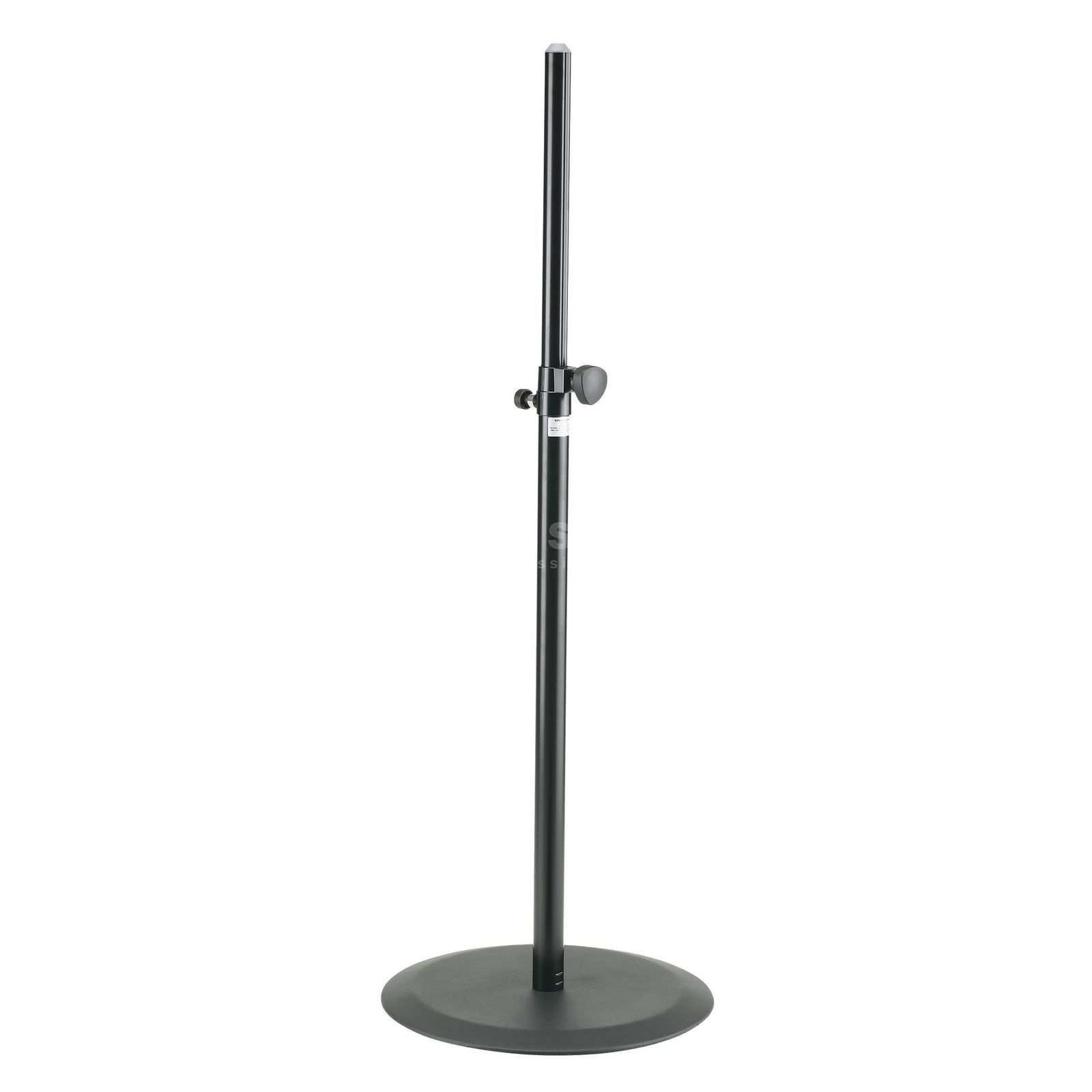 König & Meyer 26735 speaker stand black H: 1080/1780 mm, max. 35 kg Produktbillede