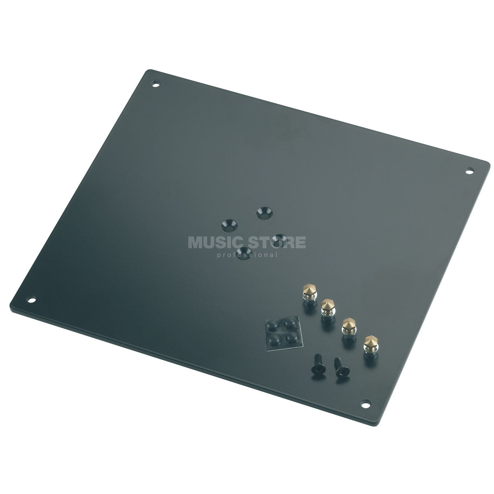 König & Meyer 26792-032 Mounting Plate Black, for 26795 + 26790 Produktbillede