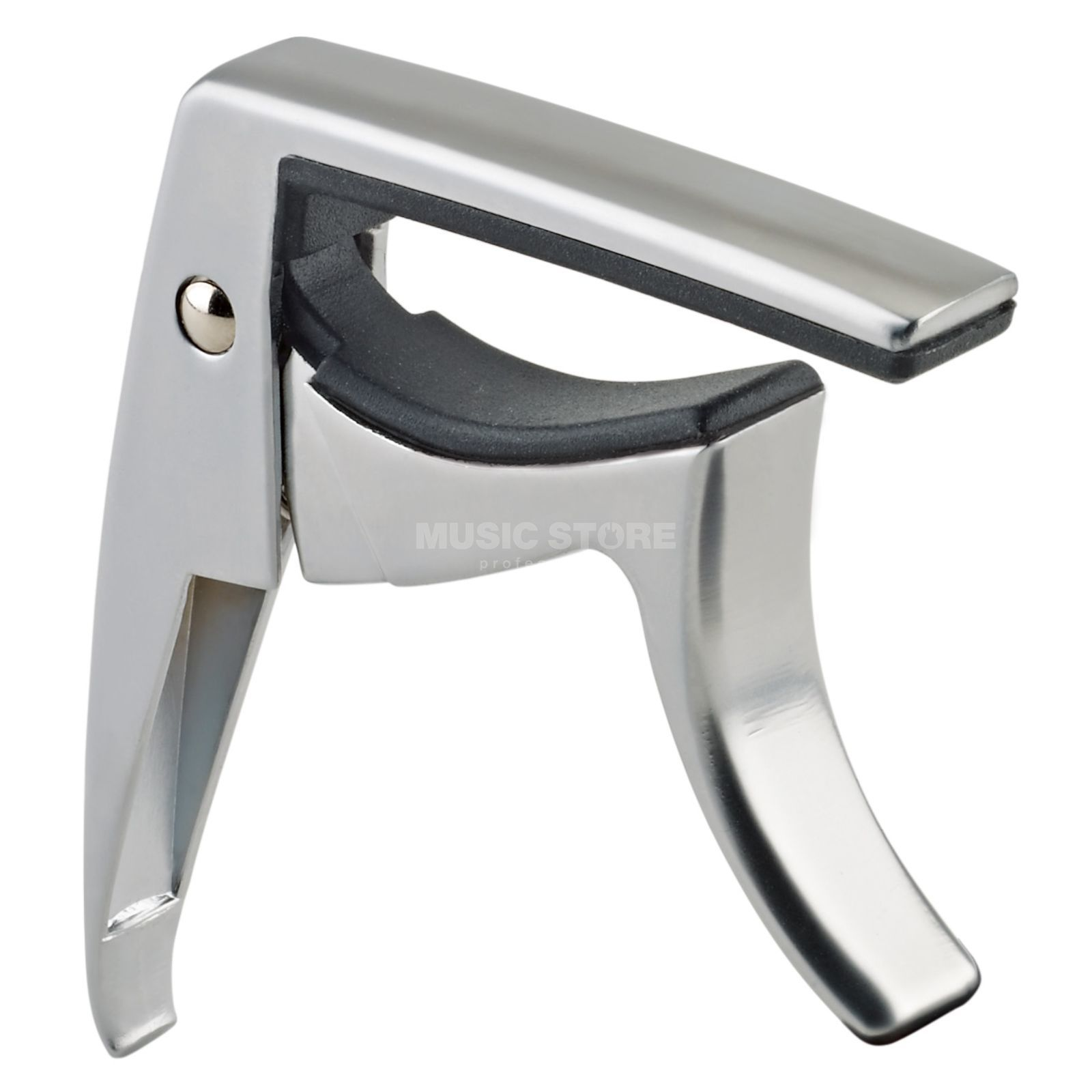 König & Meyer 30920 Capo For Ukulele - matt chrome Product Image