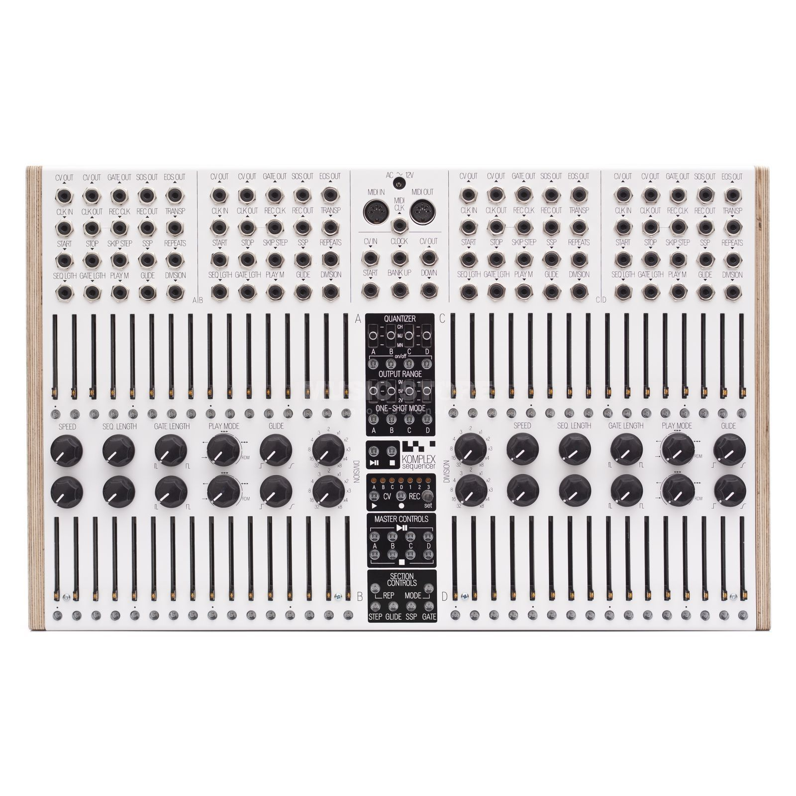 Koma Elektronik KOMPLEX SEQUENCER Product Image