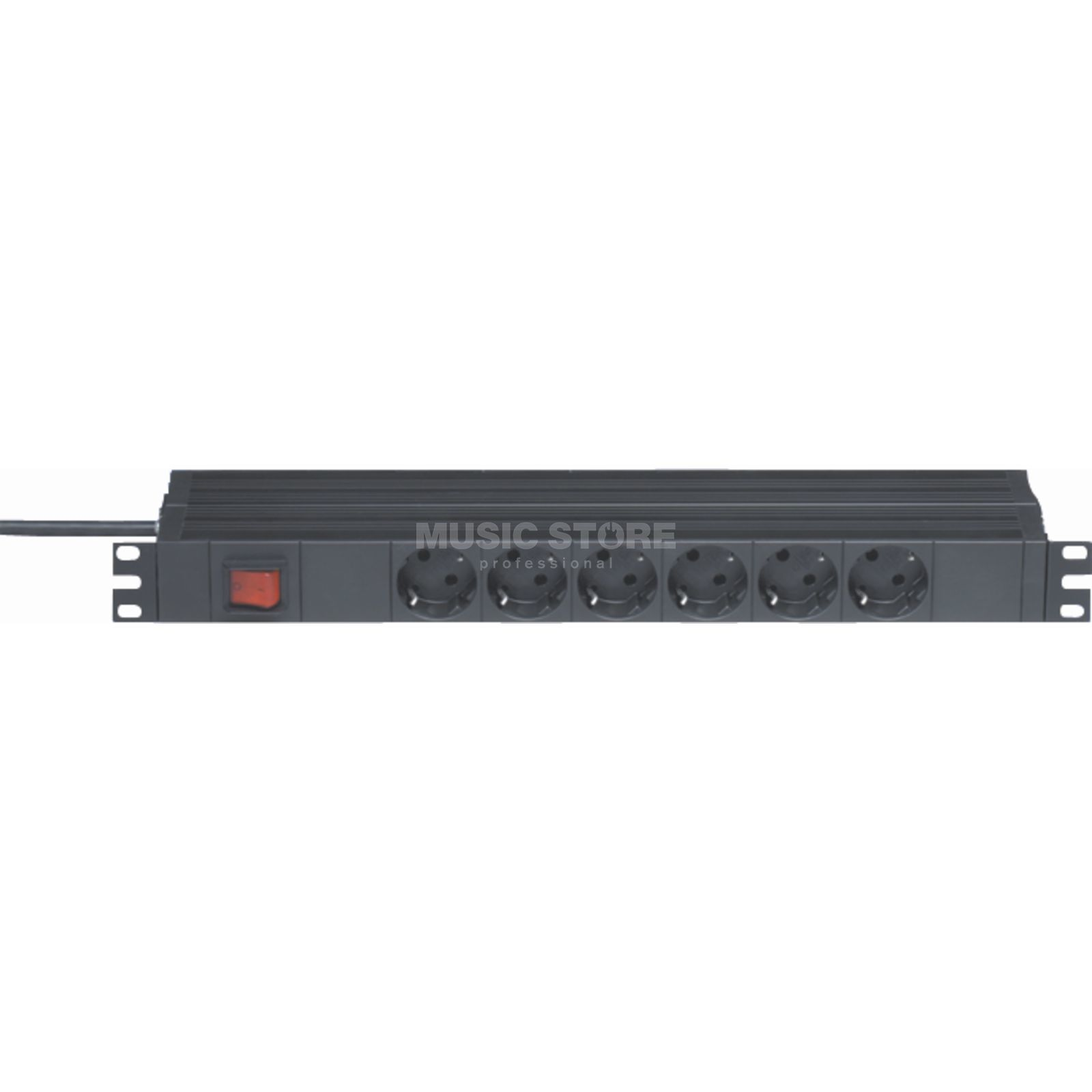 Kopp SL6 Multiple Socket Outlet with switcher Produktbillede