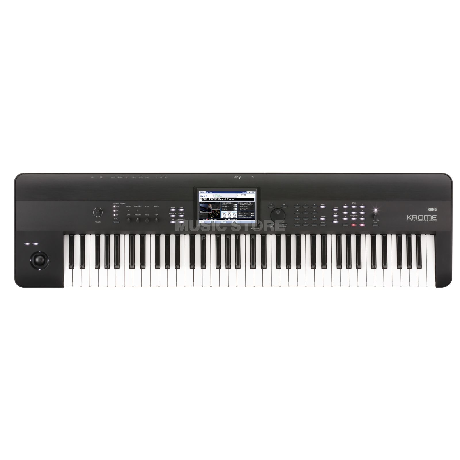 Korg KROME - 73 Synthesizer Workstation Produktbild
