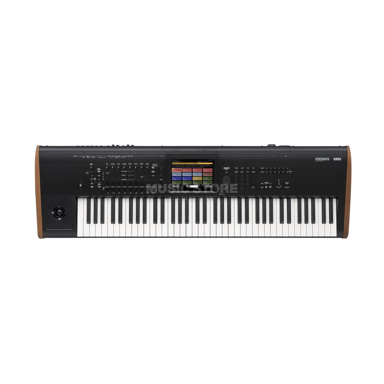 Korg Kronos 73, Model 2015 Synthesizer Workstation Produktbillede