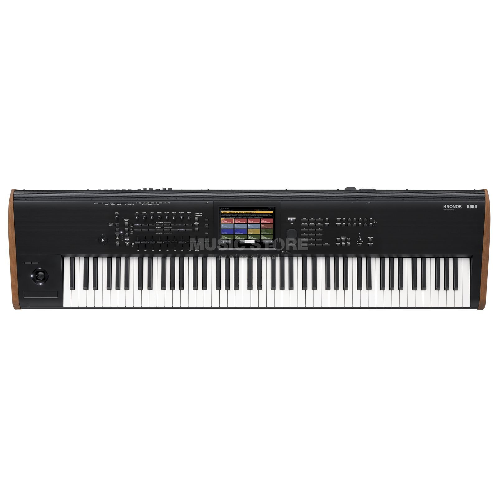 Korg Kronos 88, Model 2015 Synthesizer Workstation Produktbillede