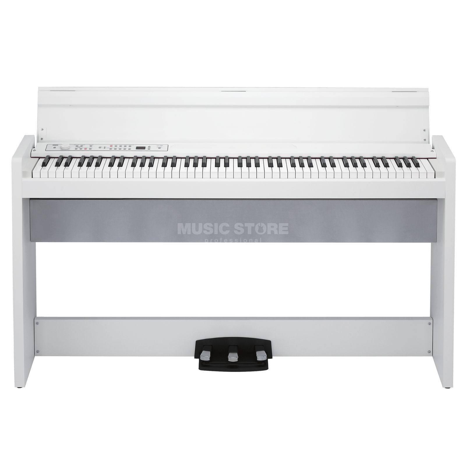 Korg LP-380 WH Digital Piano, White Produktbillede