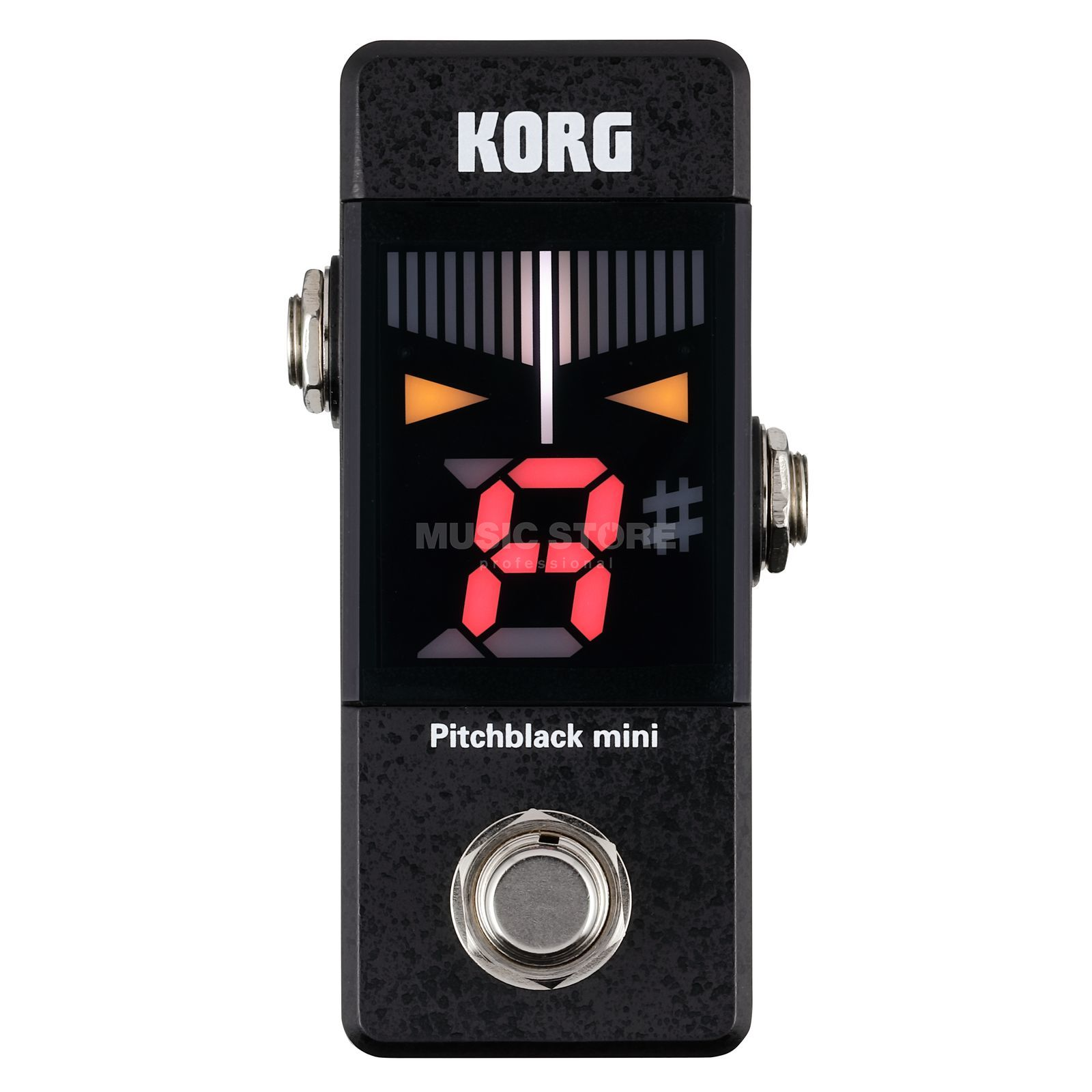 Korg Pitchblack Mini black Produktbillede